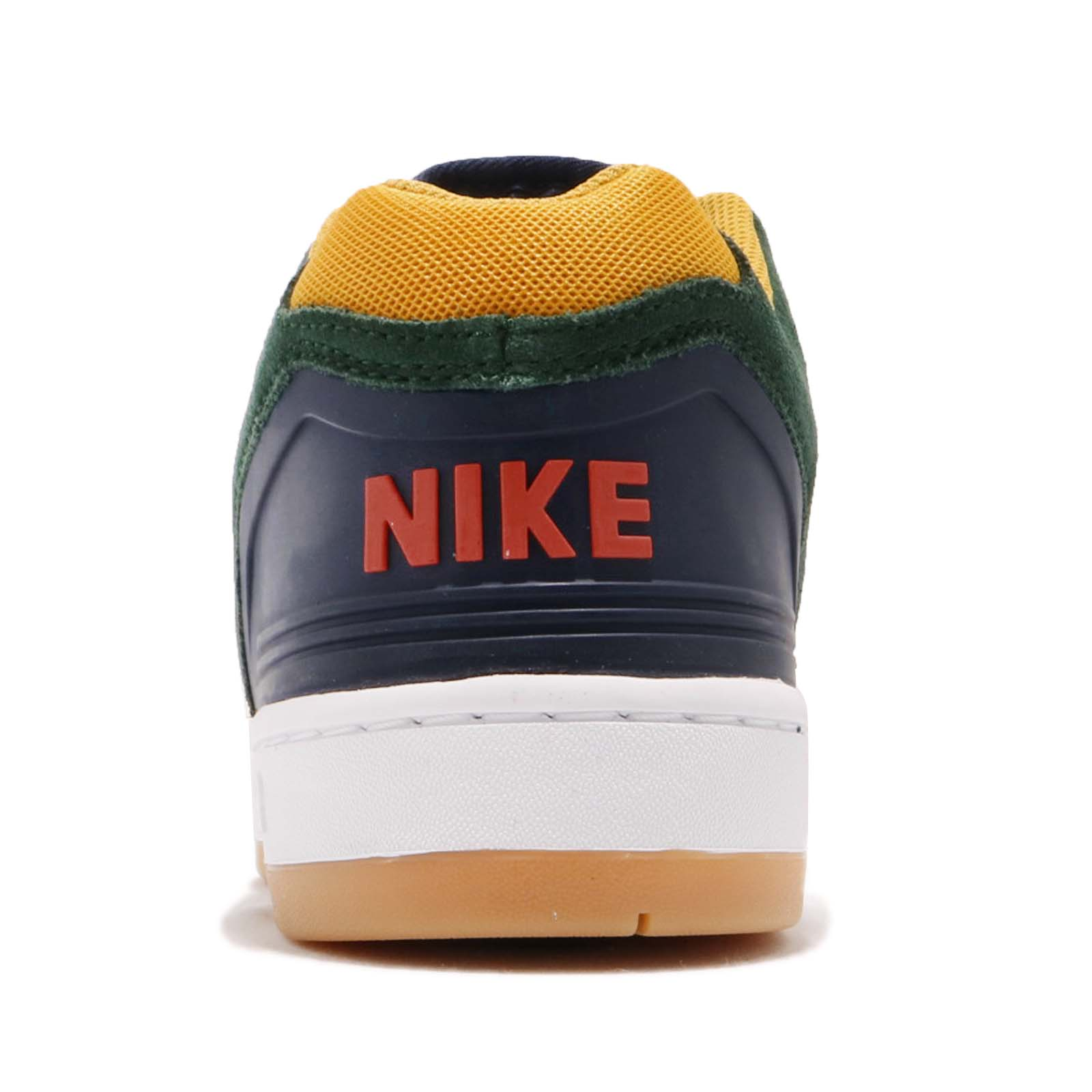 f704e6a4841 Nike SB Air Force II Low 2 Midnight Green Gum Men Skate Boarding ...