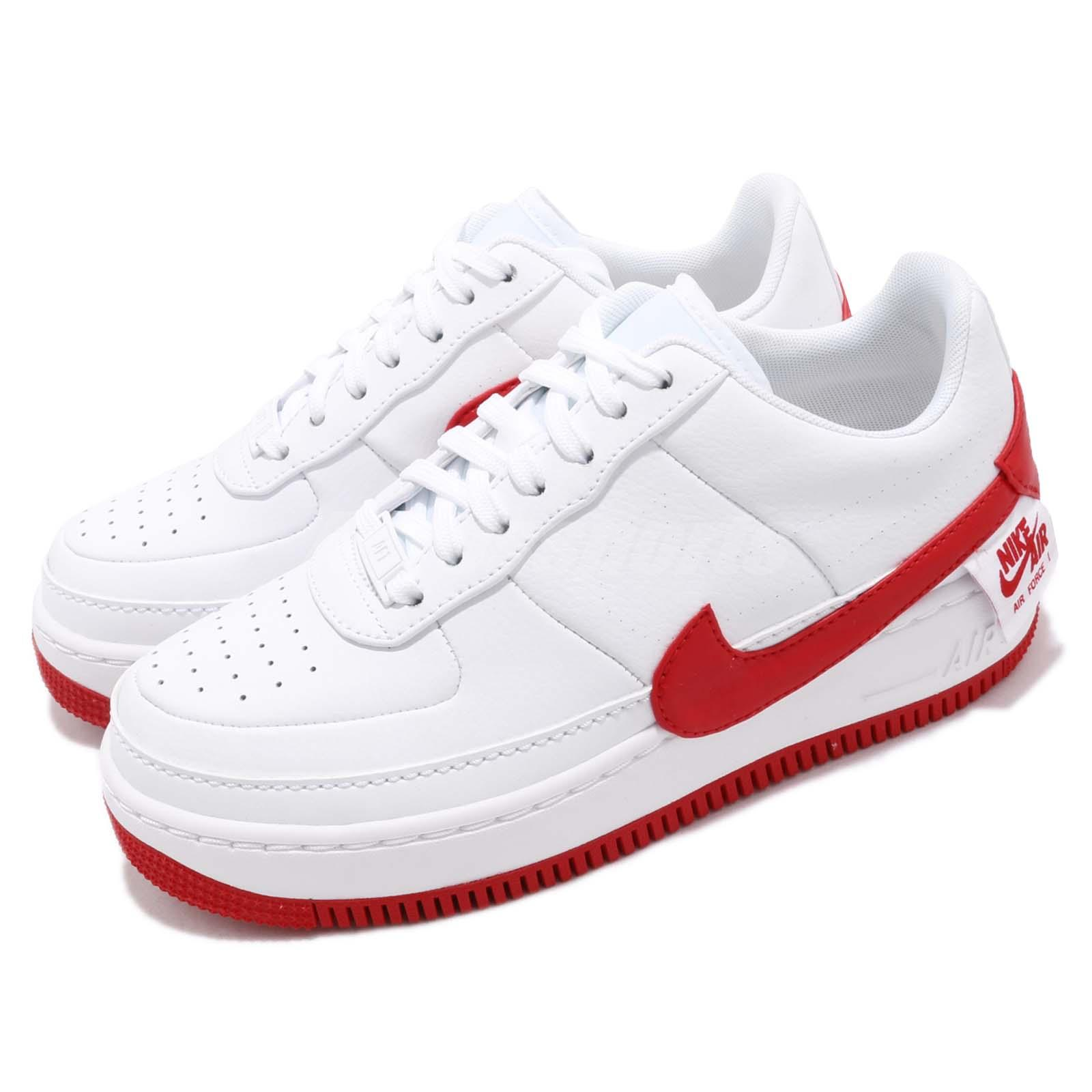 Details about Nike Wmns AF1 Jester XX Air Force 1 University Red Women  Casual Shoes AO1220-106 c7f46d0d0