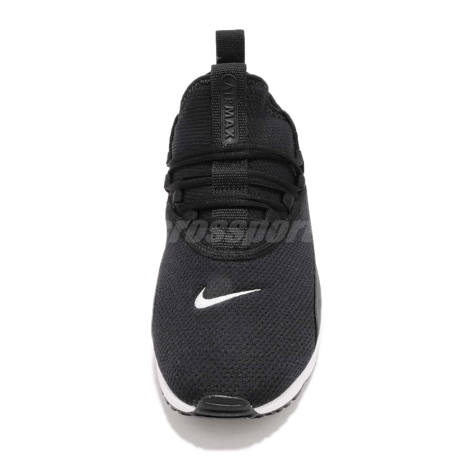 low priced b5748 6a930 Nike Wmns Air Max 90 EZ Black White Women Running Shoes Sneakers ...
