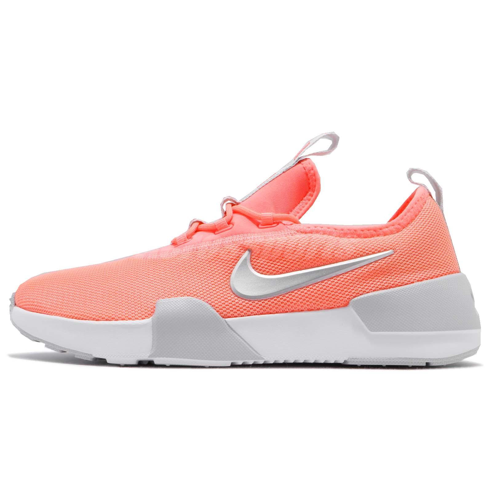Estricto precio Menos  Nike Ashin Modern GS Pink Silver Kids Youth Women Running Shoes AO1686-600  | eBay