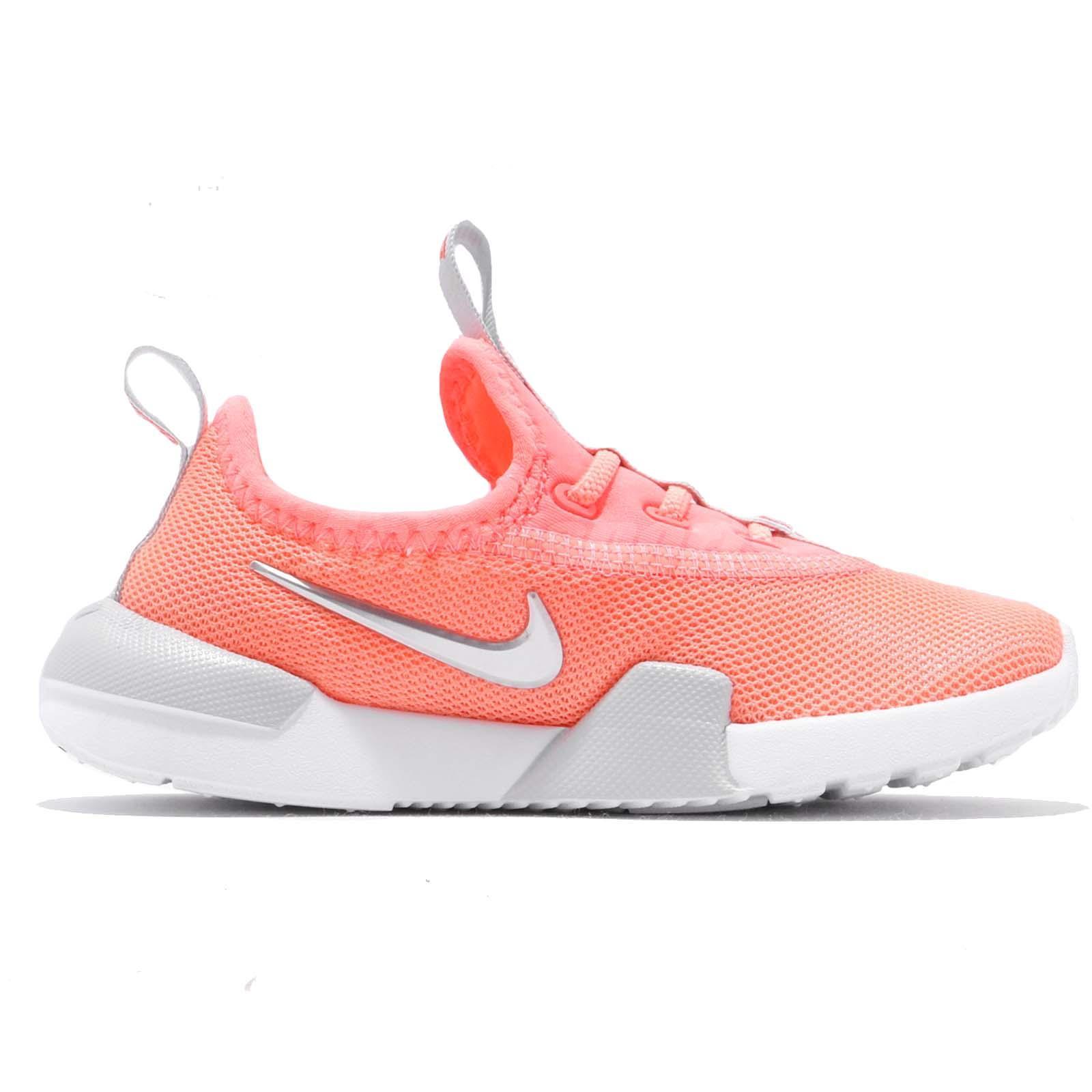 Agrícola Antorchas A bordo  Nike Ashin Modern TD Pink Silver Toddler Infant Running Shoes Sneaker  AO1687-600 | eBay