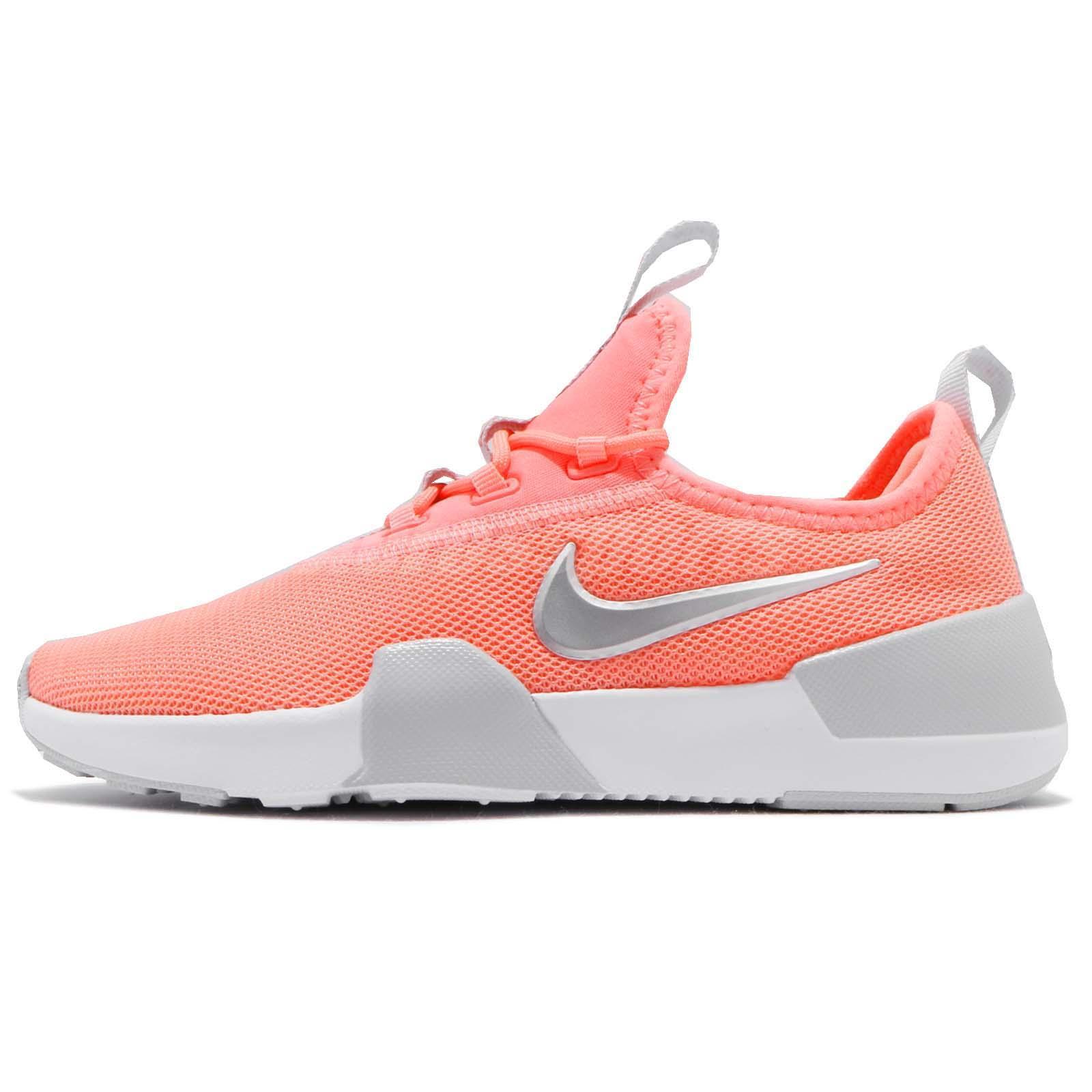 c4b0d17ae0 Nike Ashin Modern PS Pink Silver Preschool Kids Girls Running Shoes  AO1688-600