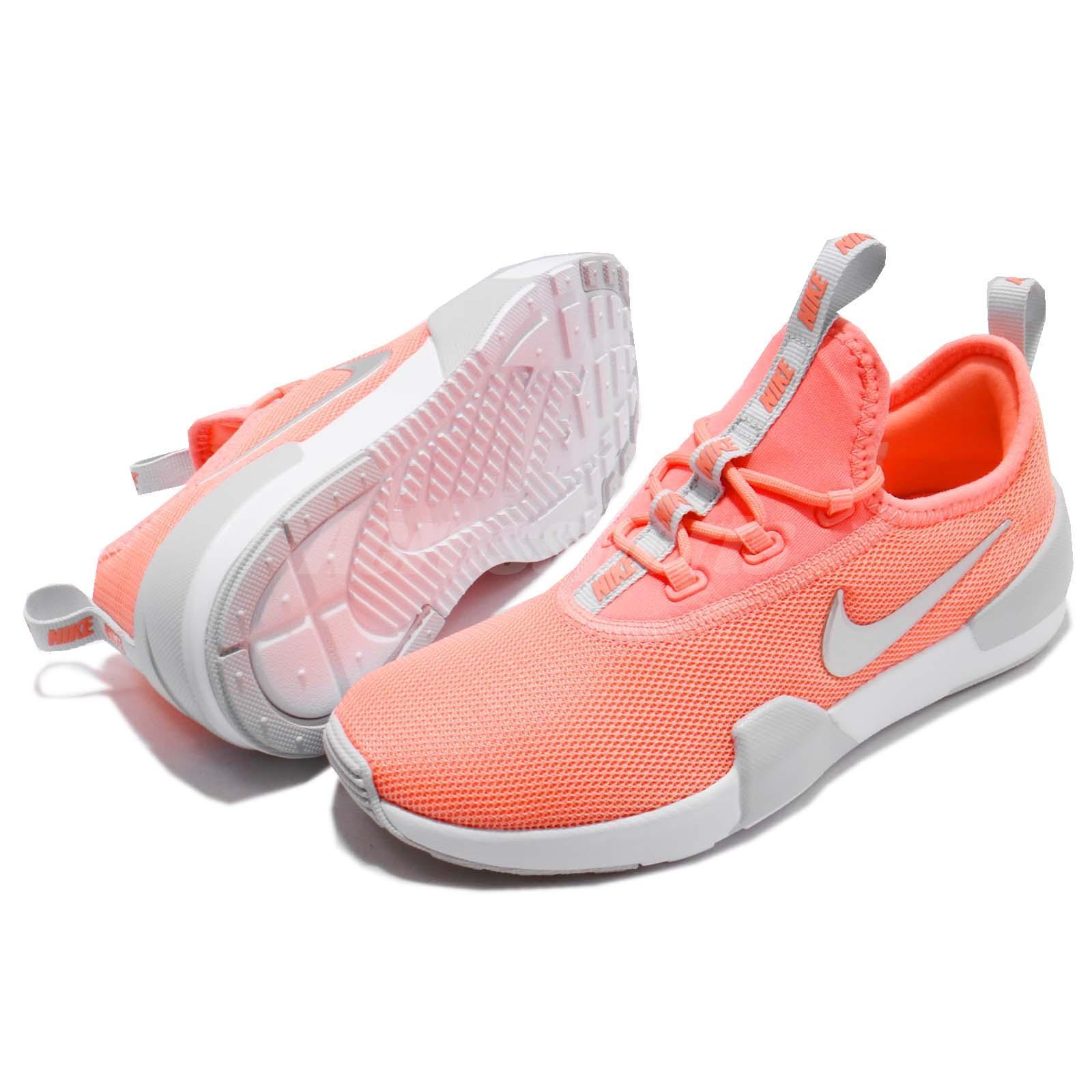 4e375e257 Nike Ashin Modern PS Pink Silver Preschool Kids Girls Running Shoes ...