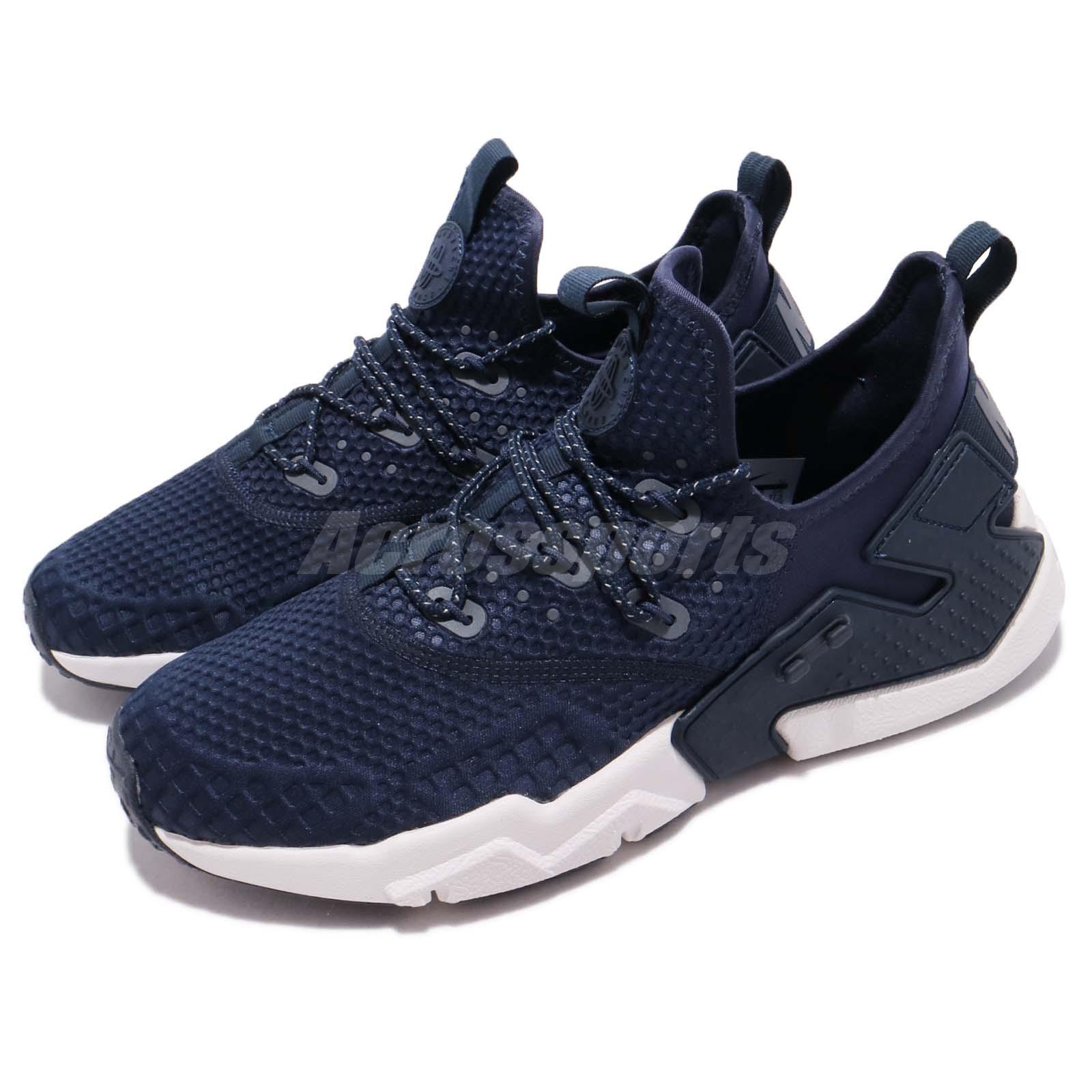 71566a27ac0c5 Details about Nike Air Huarache Drift SE Navy White Men Running Casual Shoe  Sneaker AO1731-401