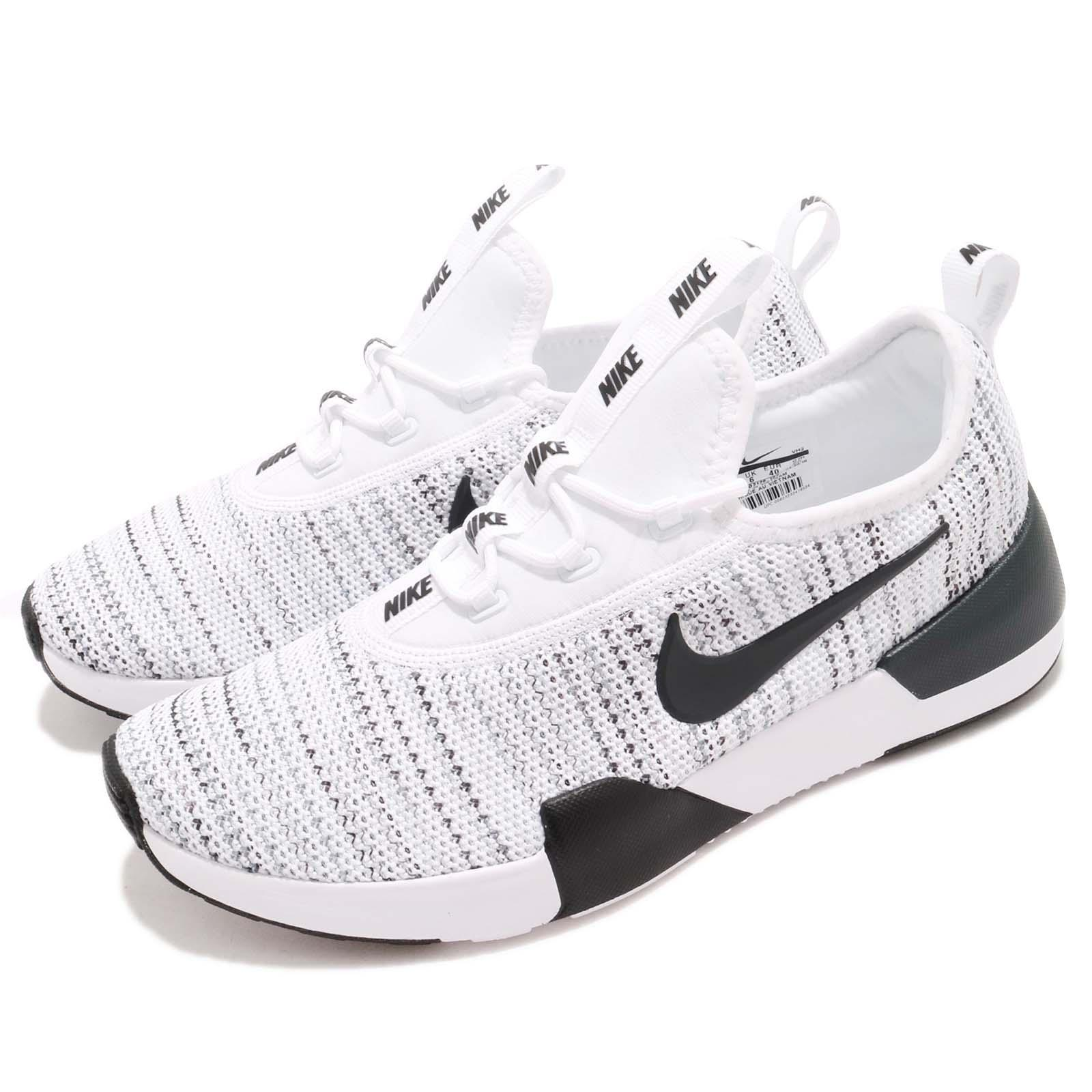 af499636a4dd0 Details about Nike Ashin Modern SE GS White Black Grey Kids Youth Running  Shoes AO2129-102