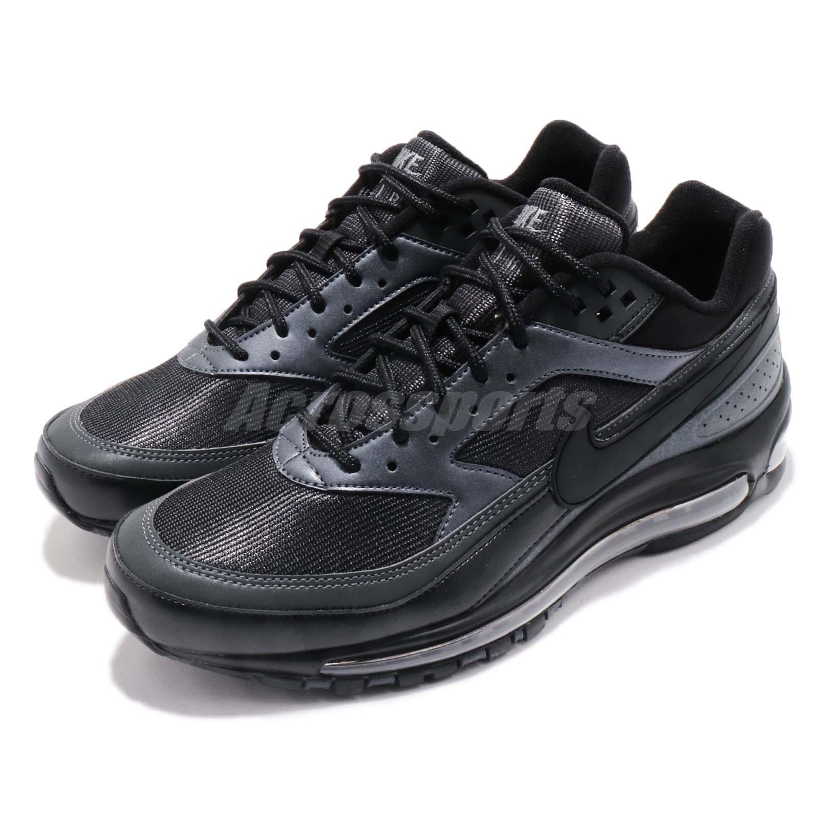 Detalles acerca de Nike Max 97 BW Negro Metálico Air Hematites reflejan Men Running Shoes AO2406 001 mostrar título original