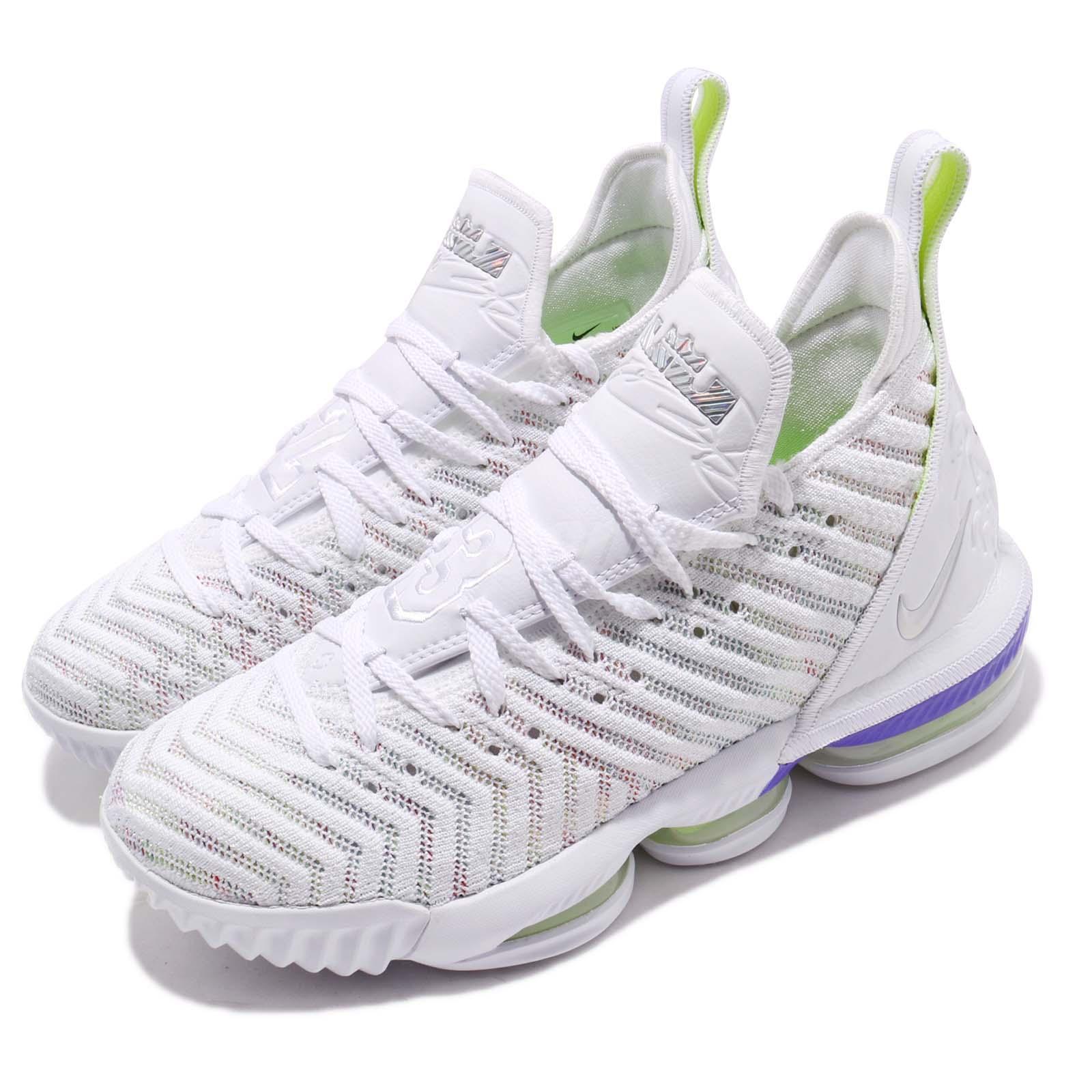 97856cc52d9 Details about Nike Lebron XVI EP 16 Buzz Lightyear James White Men  Basketball Shoes AO2595-102