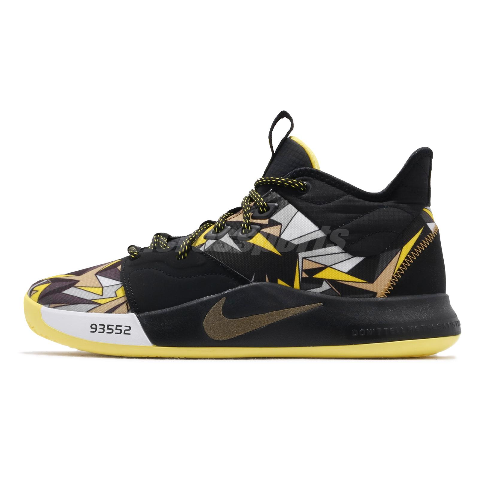 pretty nice bbffb 6063a Details about Nike PG 3 EP III Paul George Mamba Mentality Men Basketball  Shoes AO2608-900