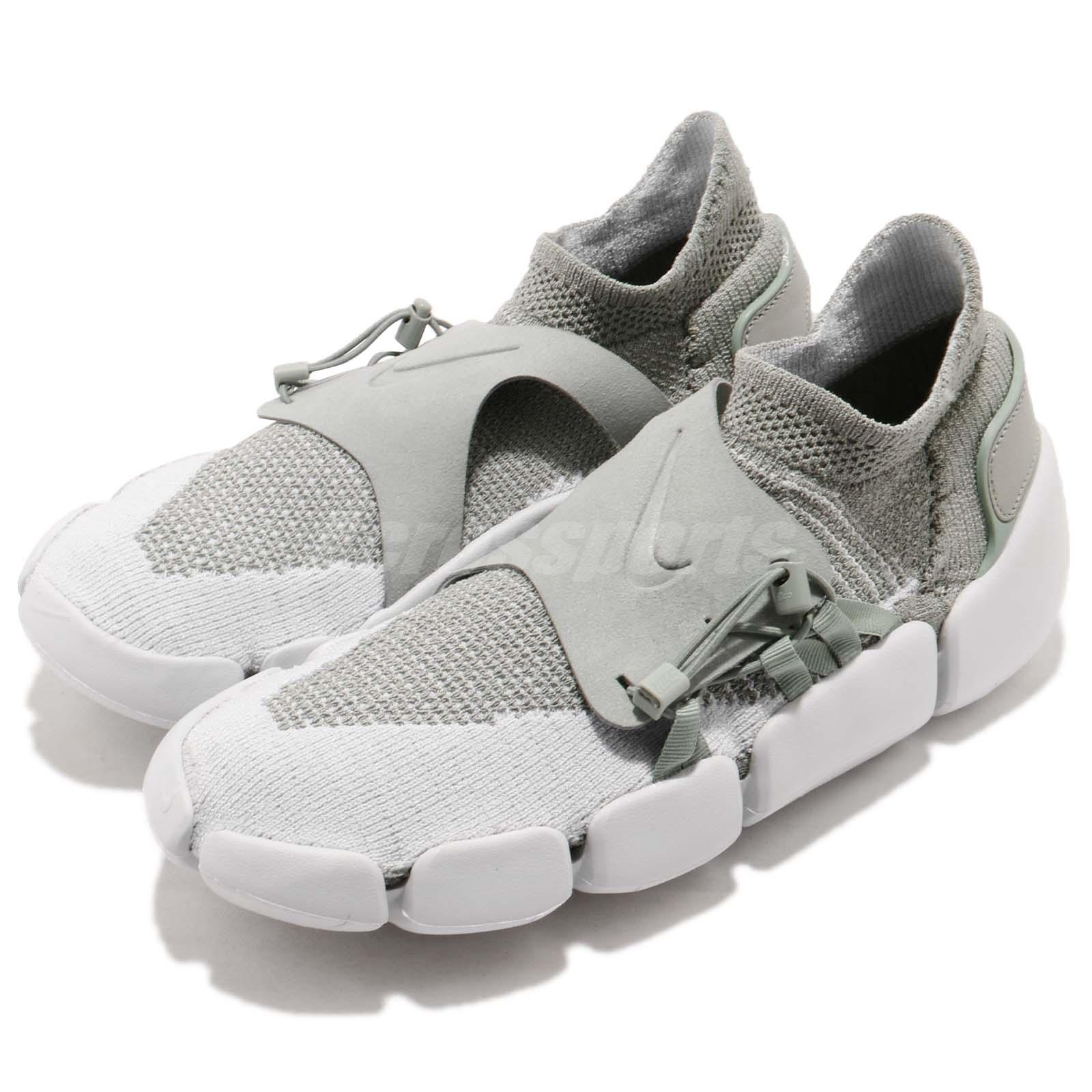 Nike Footscape Flyknit DM Grey Men