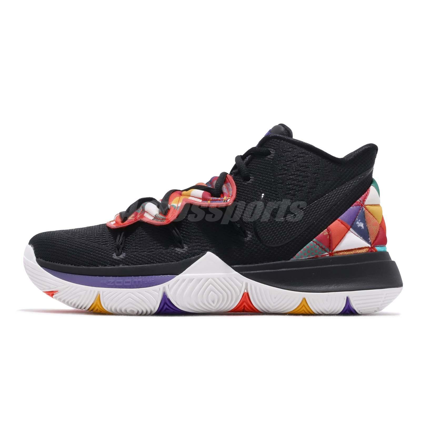 2d24fdf36a4f Nike Kyrie 5 EP V Irving CNY Chinese New Year Men Shoes Sneakers AO2919-010