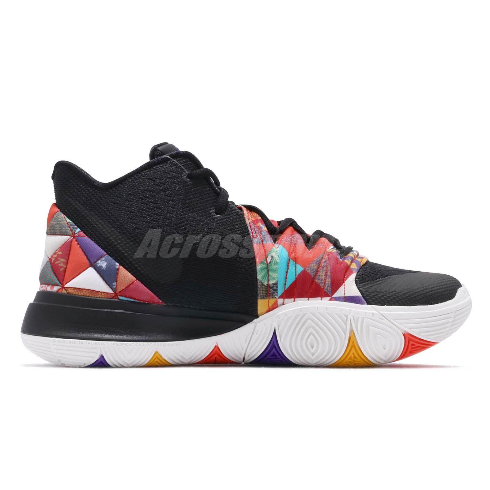 735a3f3e83e323 Nike Kyrie 5 EP V Irving CNY Chinese New Year Men Shoes Sneakers ...