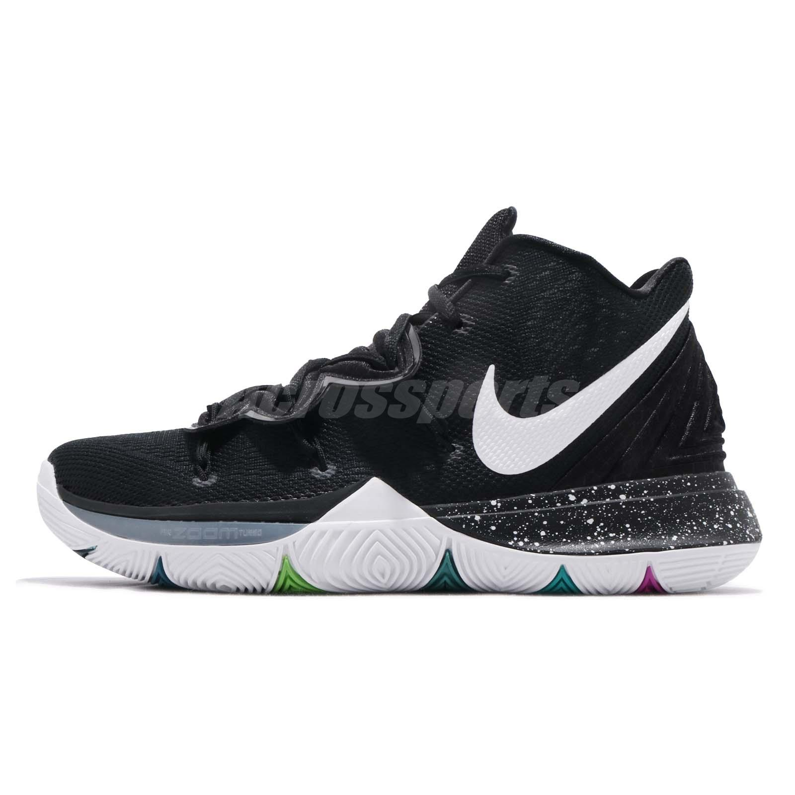 Nike Kyrie 5 EP V Irving Black Magic Men Basketball Shoes Sneakers  AO2919-901 b34293b3a
