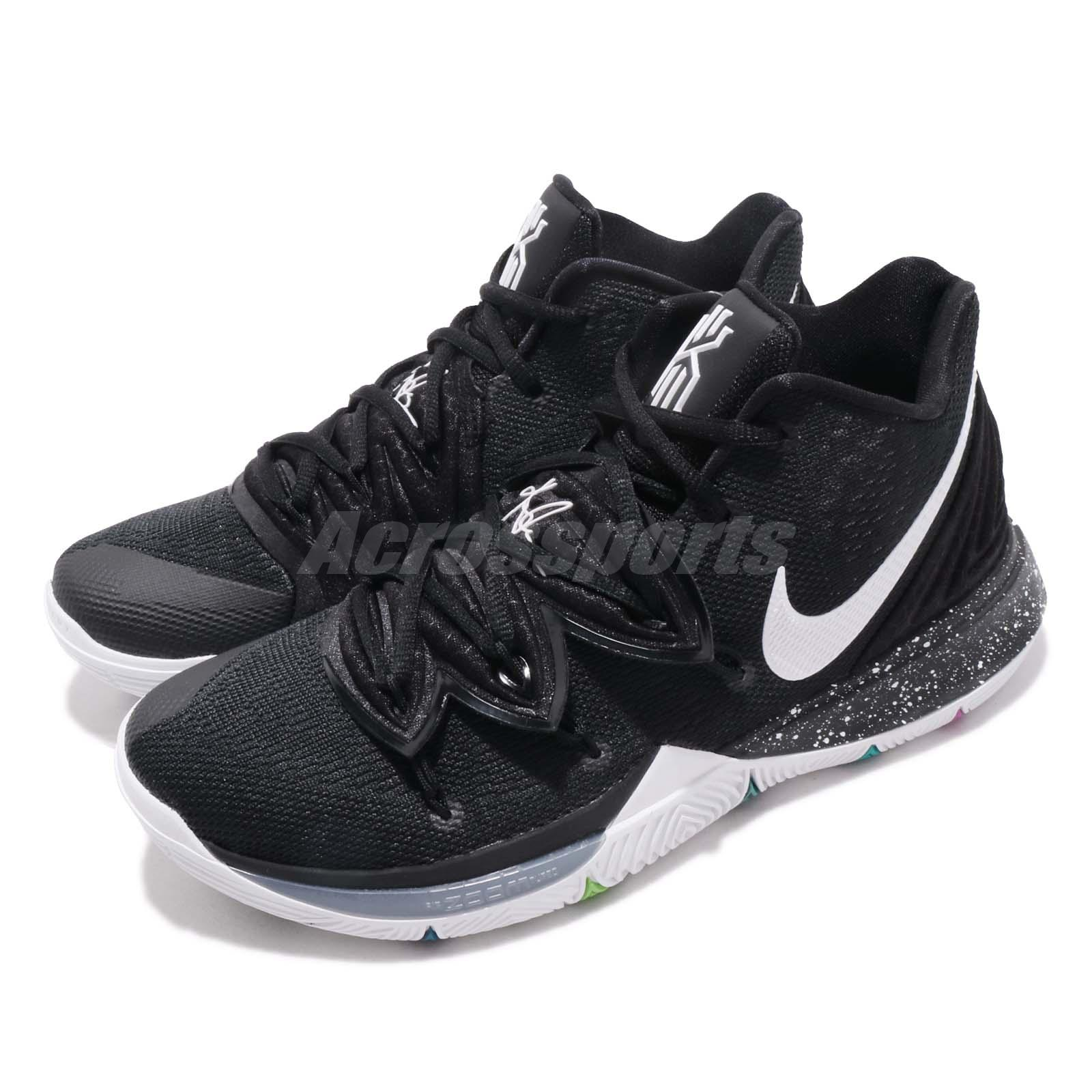 finest selection 412ac bd697 Details about Nike Kyrie 5 EP V Irving Black Magic Men Basketball Shoes  Sneakers AO2919-901