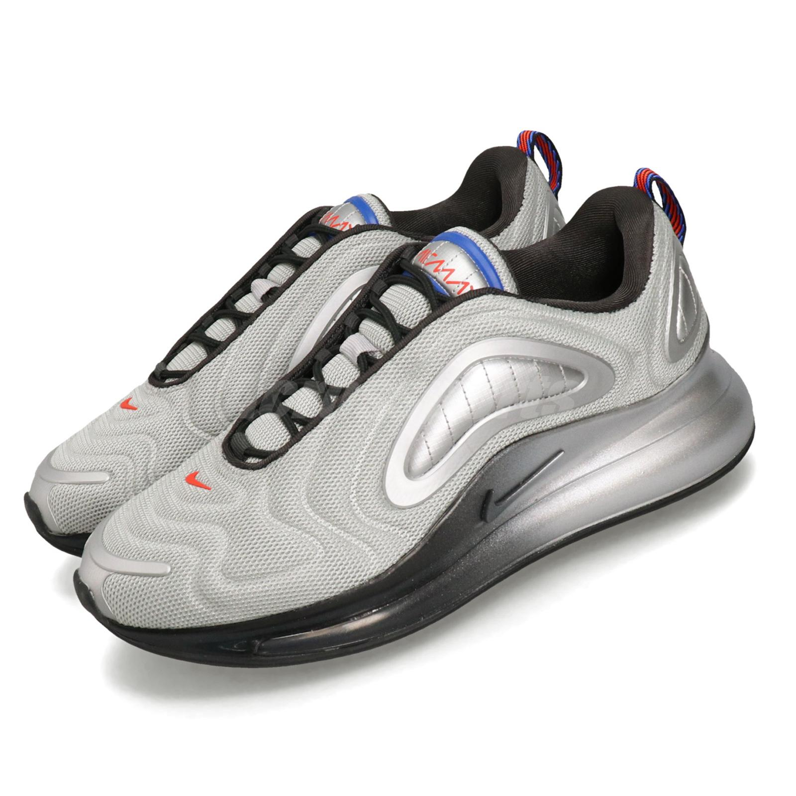 Details about Nike Air Max 720 Space Flight-Themed Matte Silver Grey Men  Shoes AO2924-019