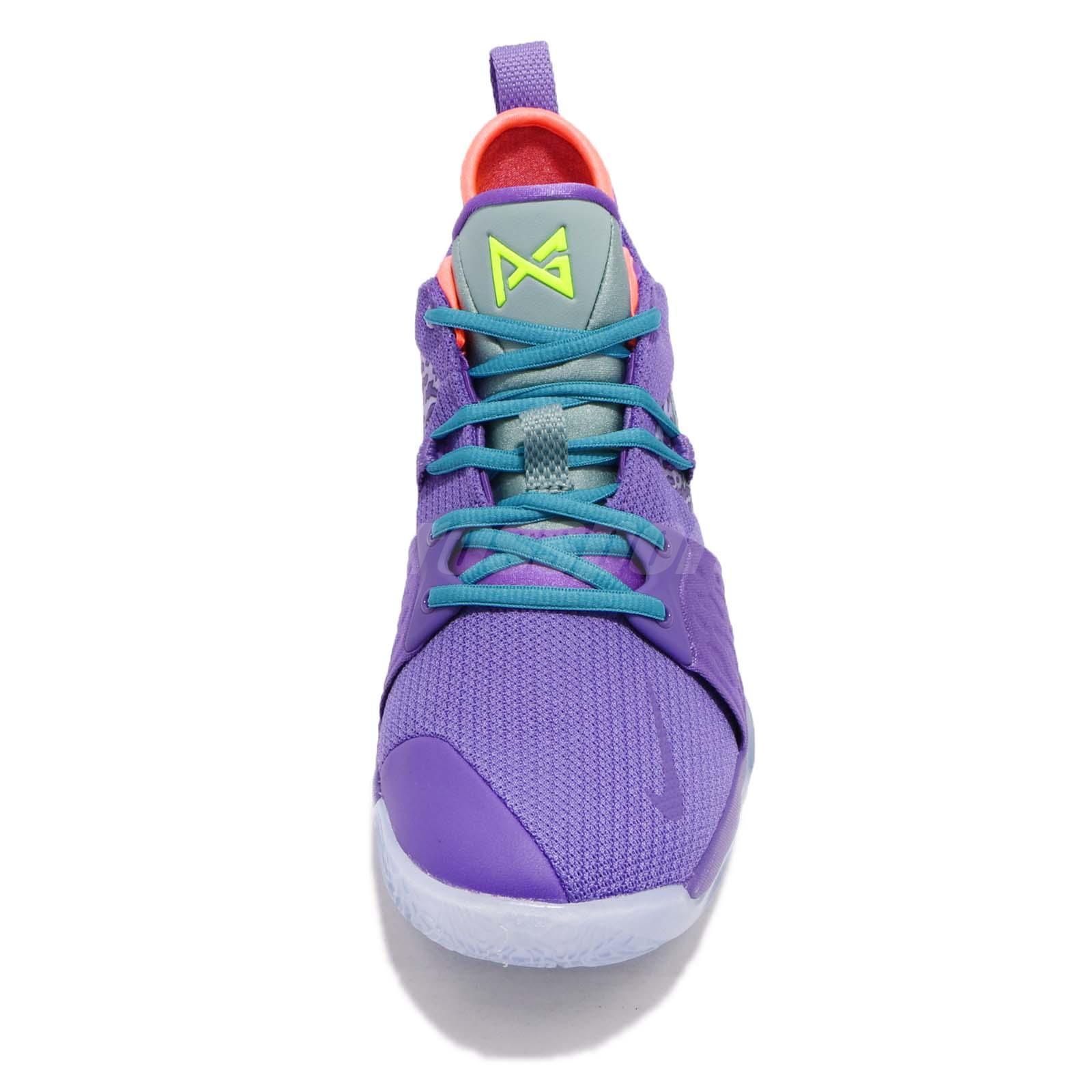 84e1469ef24 Nike PG 2 MM EP II Paul George Mamba Mentality Purple Men Basketball ...