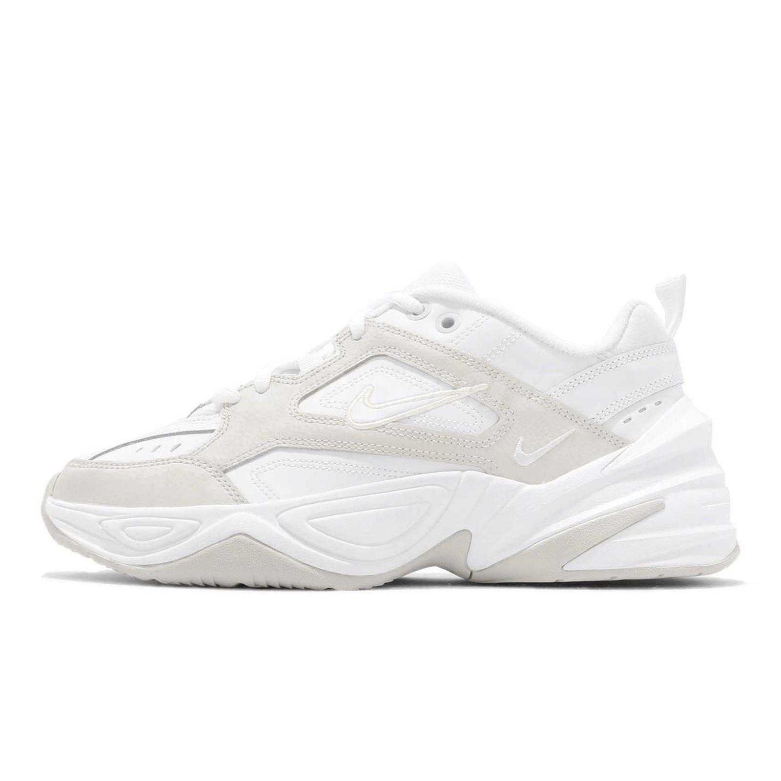 00eb0cb05 Nike Wmns M2K Tekno Phantom White Women Casual Daddy Shoes Sneakers AO3108 -006