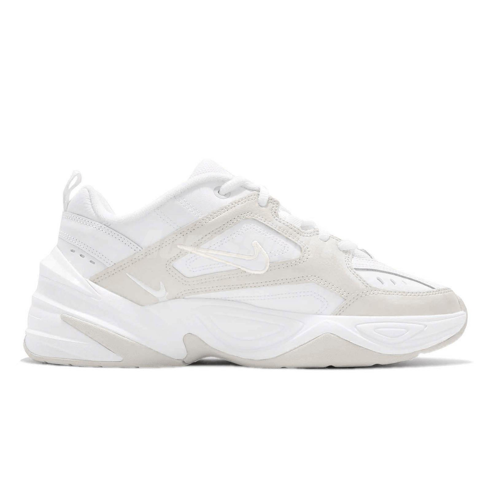f7ffe0c480d Nike Wmns M2K Tekno Phantom White Women Casual Daddy Shoes Sneakers ...
