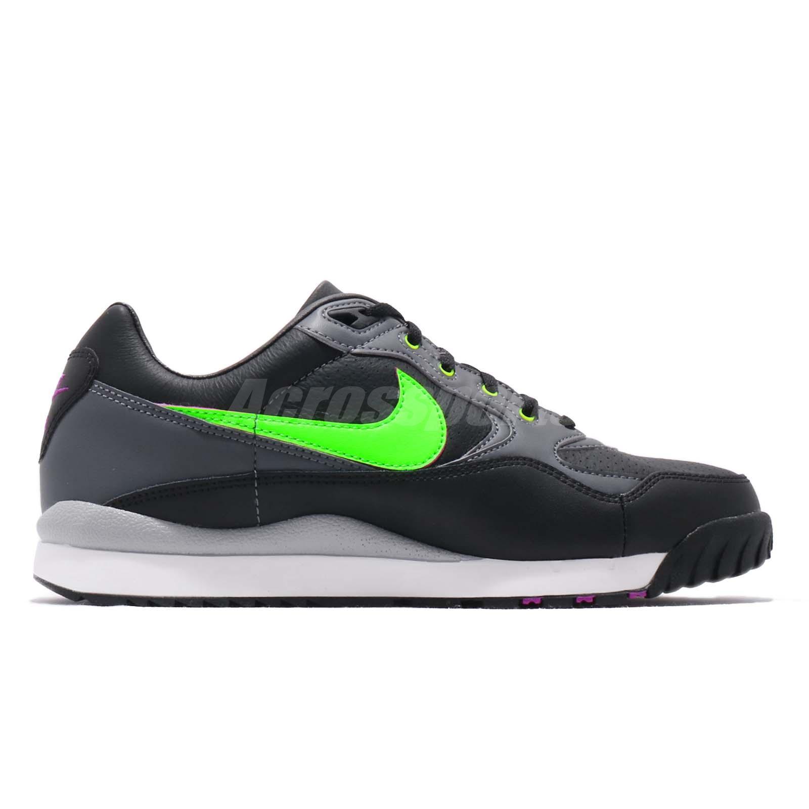Nike Air Wildwood ACG Black Green Mens Outdoors Shoes Sneakers ... af50fb035