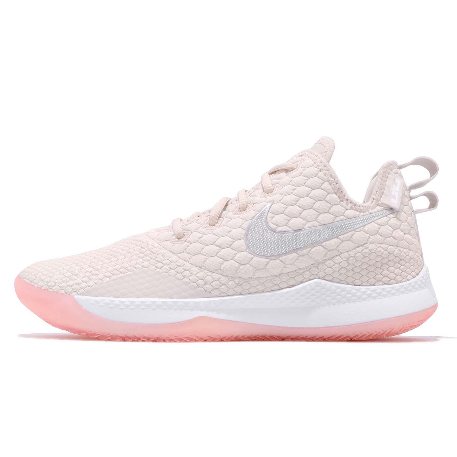 9d15c19d2d4 Nike LeBron Witness III EP 3 James LBJ Light Orewood Brown Men Shoes  AO4432-100