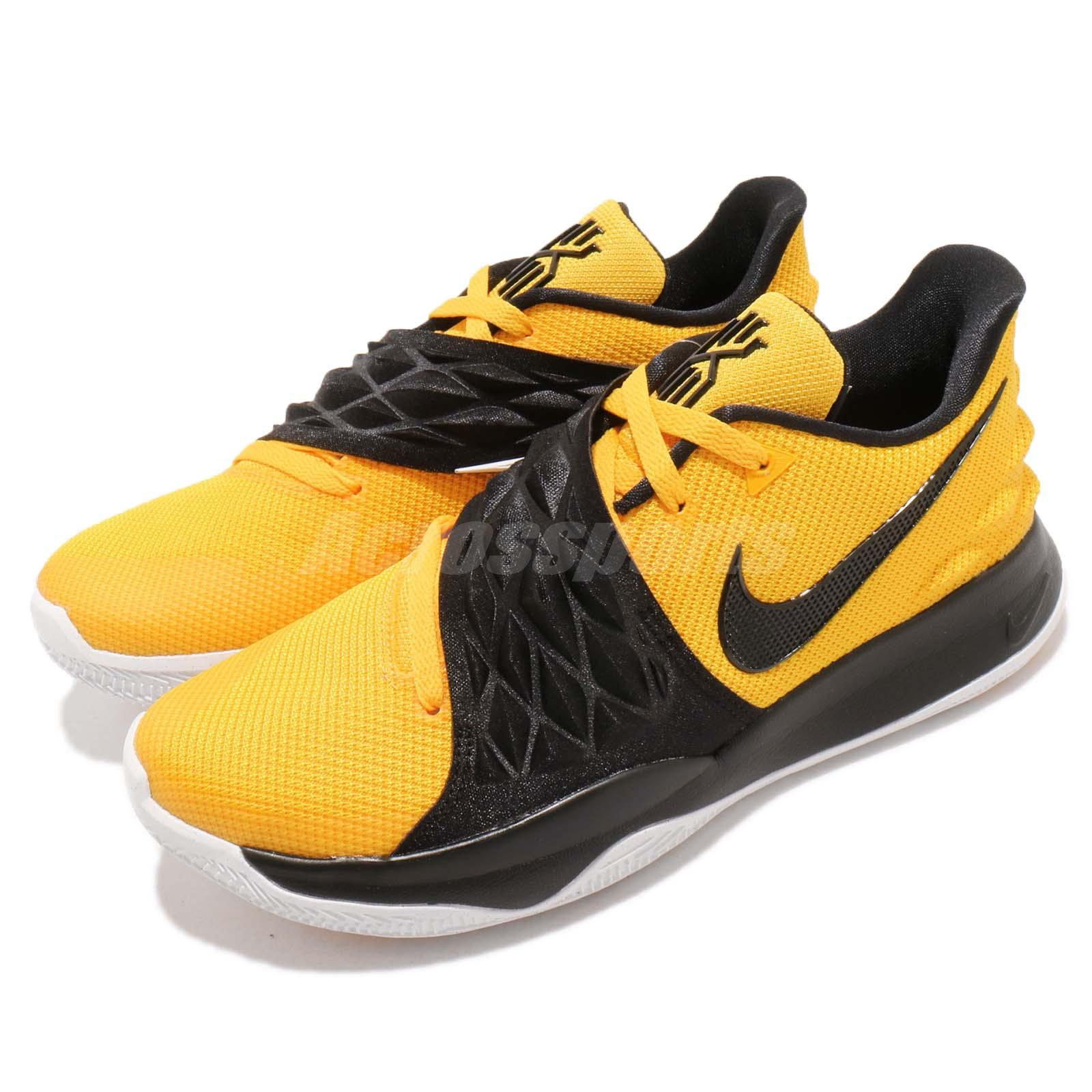 Details about Nike Kyrie 1 Low EP Irving Yellow Black Men Basketball Shoes  Sneakers AO8980-700 36754988a
