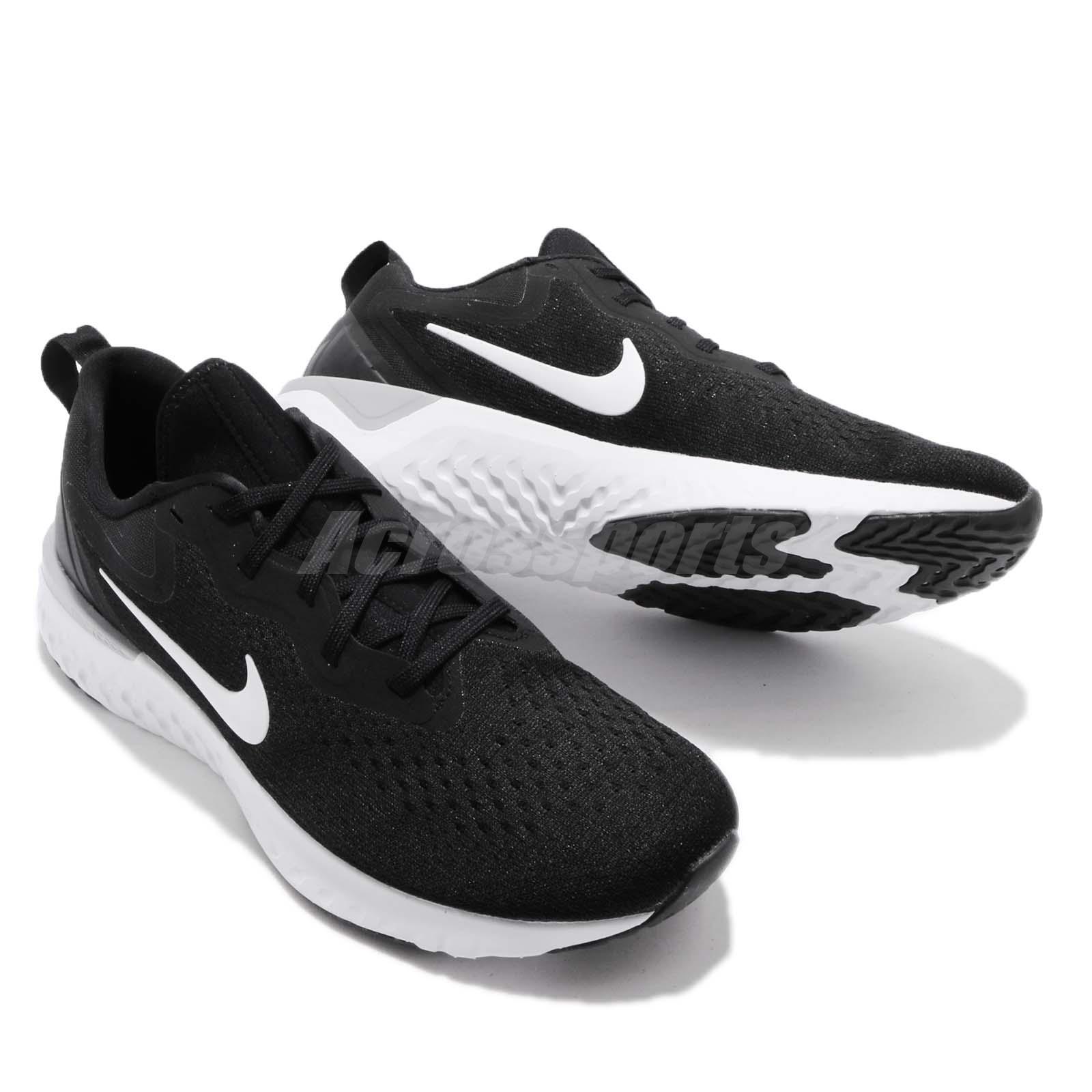 sneakers for cheap a8e88 4b6c3 Nike Odyssey React Black White Men Running Shoes Sneakers AO9819-001 ...