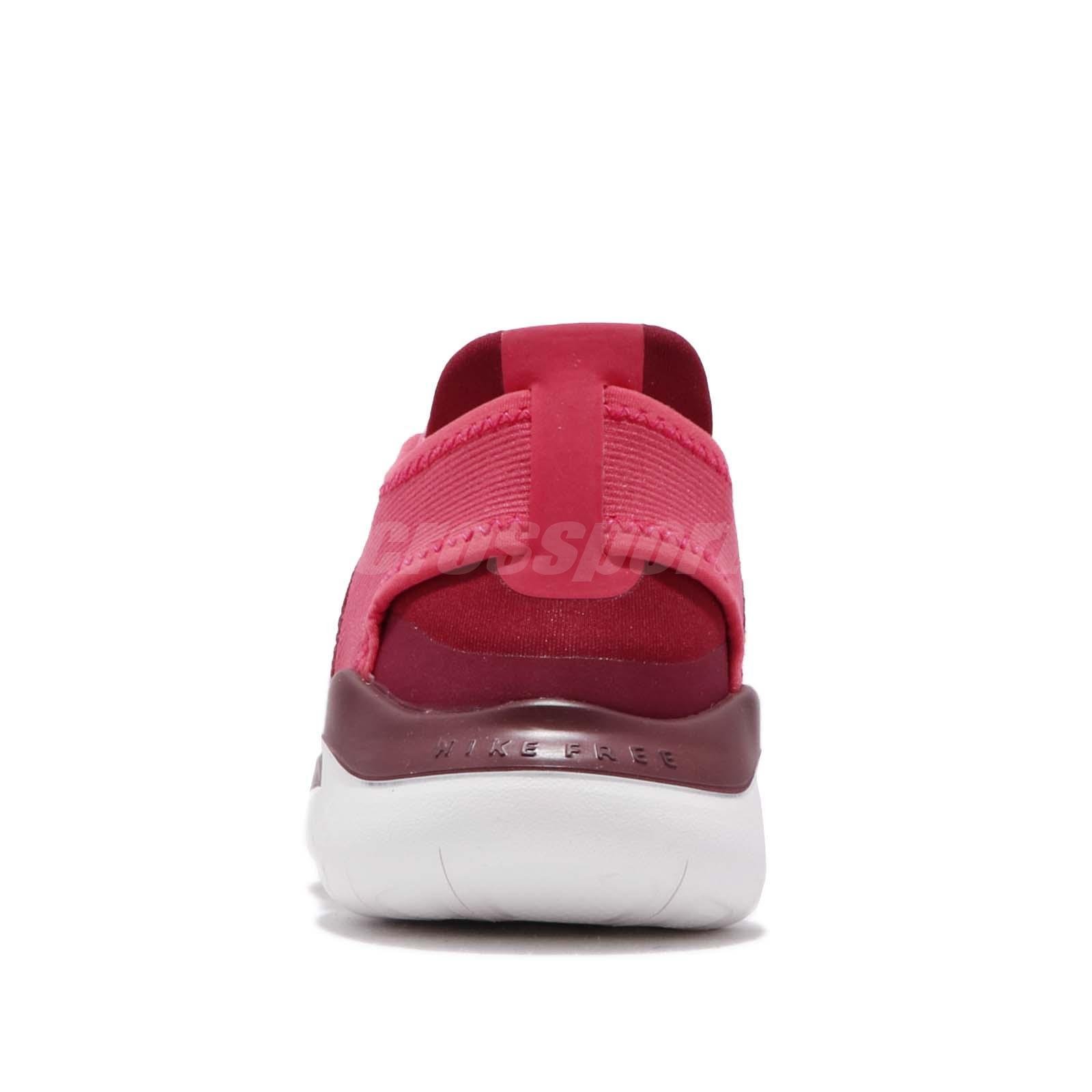 61ce14ebd3edf Nike Wmns Free RN 18 Wild Velvet Red Crush Women Running Shoe ...