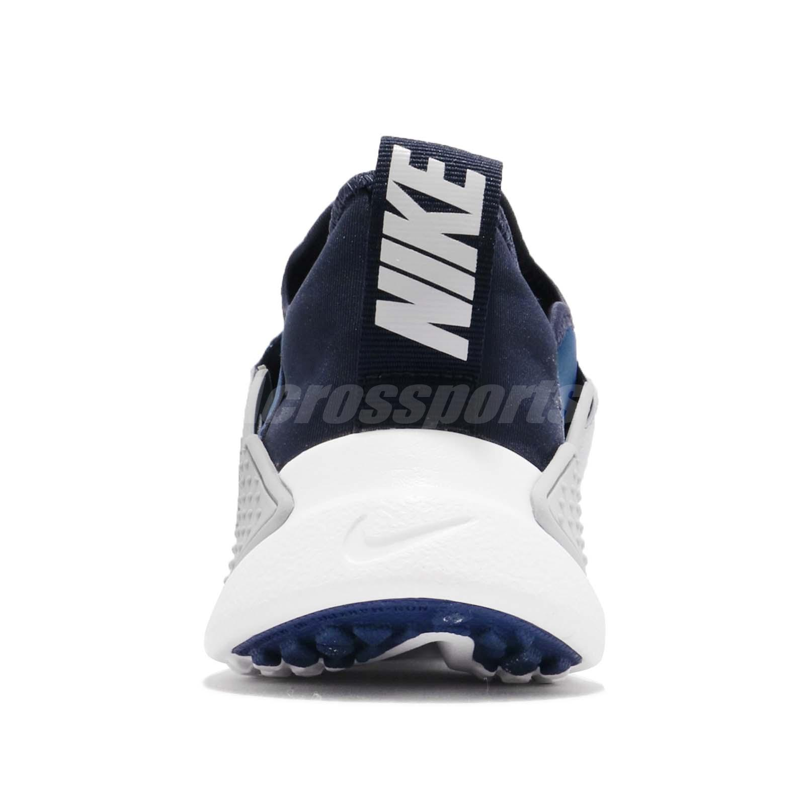 e1e07045a046b Nike Huarache Extreme GS Blue Grey White Kid Youth Women Slip On ...