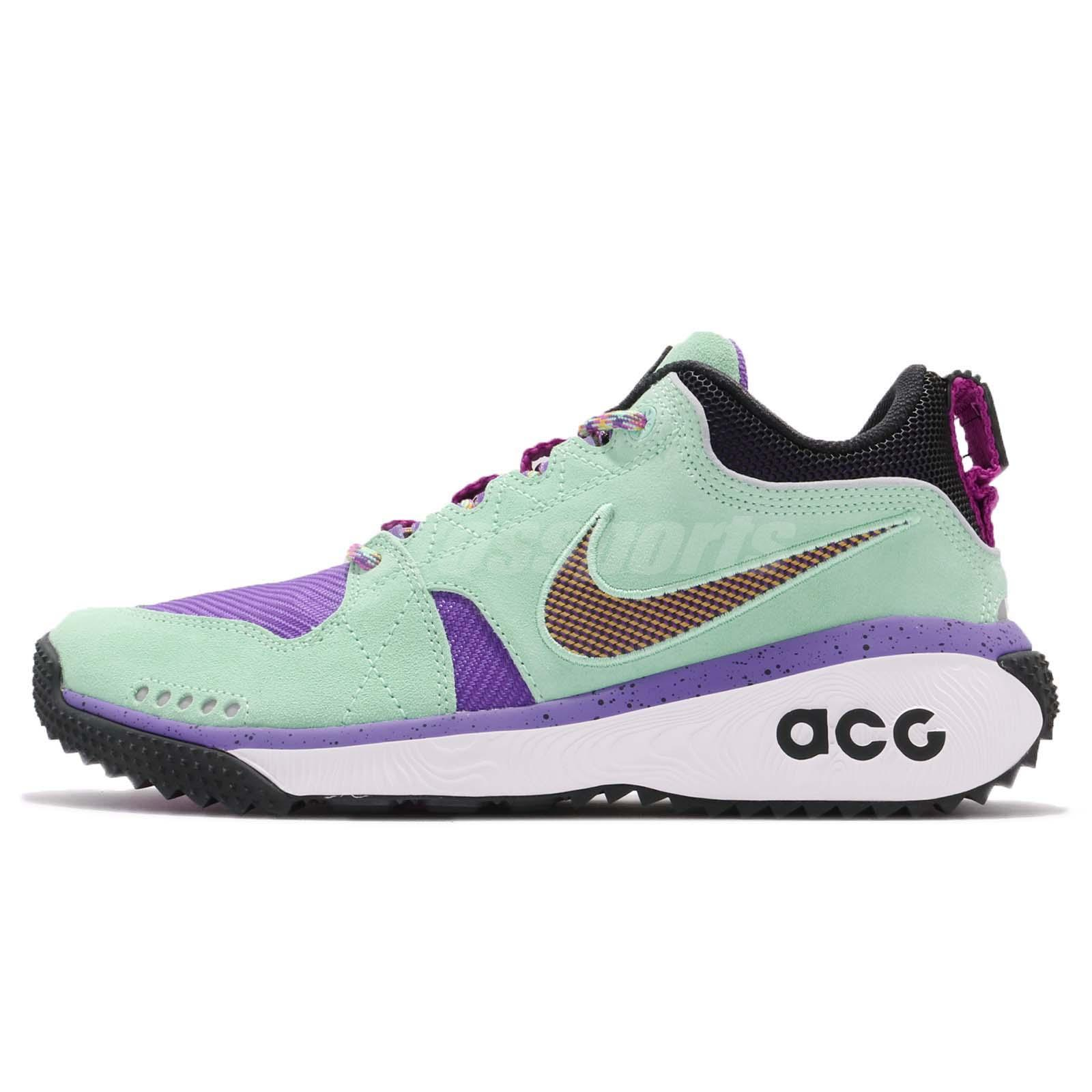 best website ca895 68834 Nike ACG Dog Mountain Emerald Rise Tour Yellow NikeLab Mens Shoes AQ0916-300