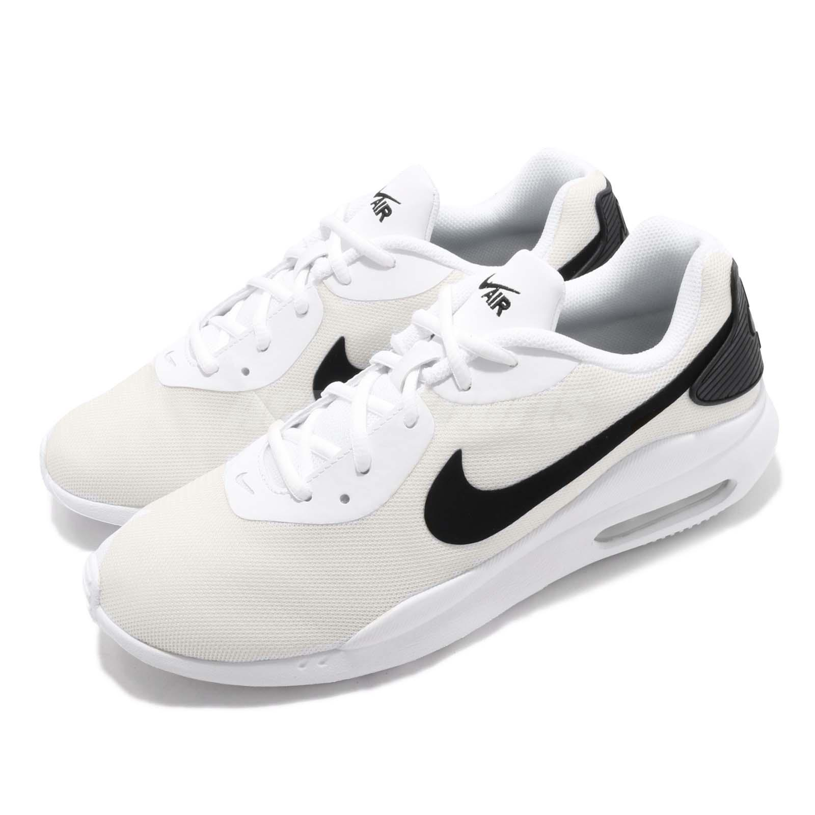 best sneakers b2c91 bbcea Details about Nike Wmns Air Max Oketo White Black Women Running Casual Shoe  Sneaker AQ2231-100