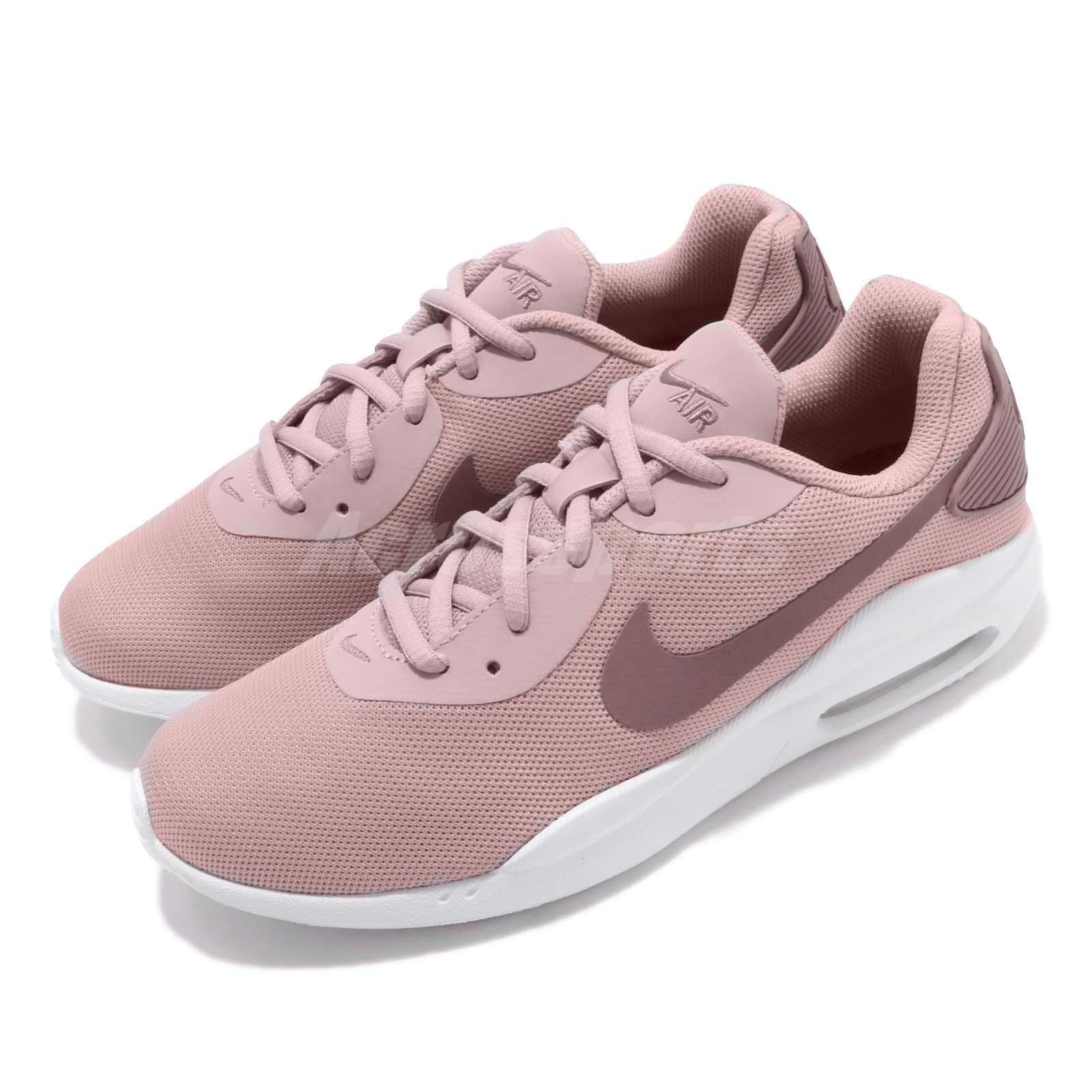 53a9be4abf71 Details about Nike Wmns Air Max Oketo Plum Chalk Dust White Women Running  Shoes AQ2231-500