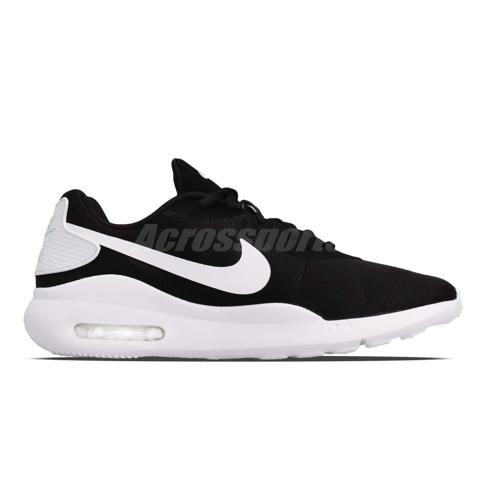 Nike Air Max Oketo Black White Men