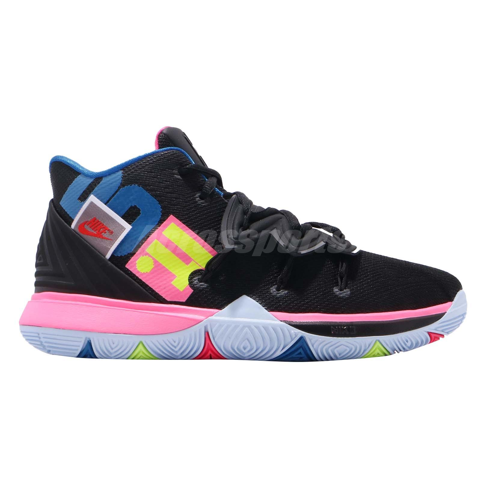 online store 48fef f1d5b Nike Kyrie 5 GS V Irving Just Do It Kid Women Basketball Shoe ...