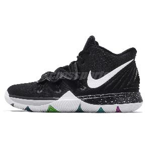 Athletic Shoes Clothing, Shoes & Accessories Nike Kyrie 5 Gs V Irving Black Magic Kid Youth Women Shoes Sneakers Aq2456-901 Big Clearance Sale