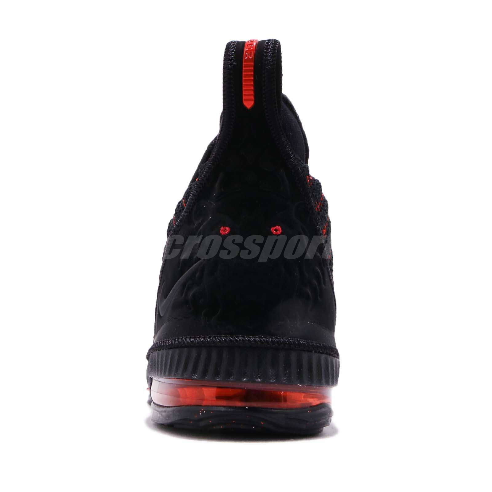 2ae145a8227 Nike Lebron XVI GS 16 James LBJ Fresh Bred KID Women Youth Shoes ...