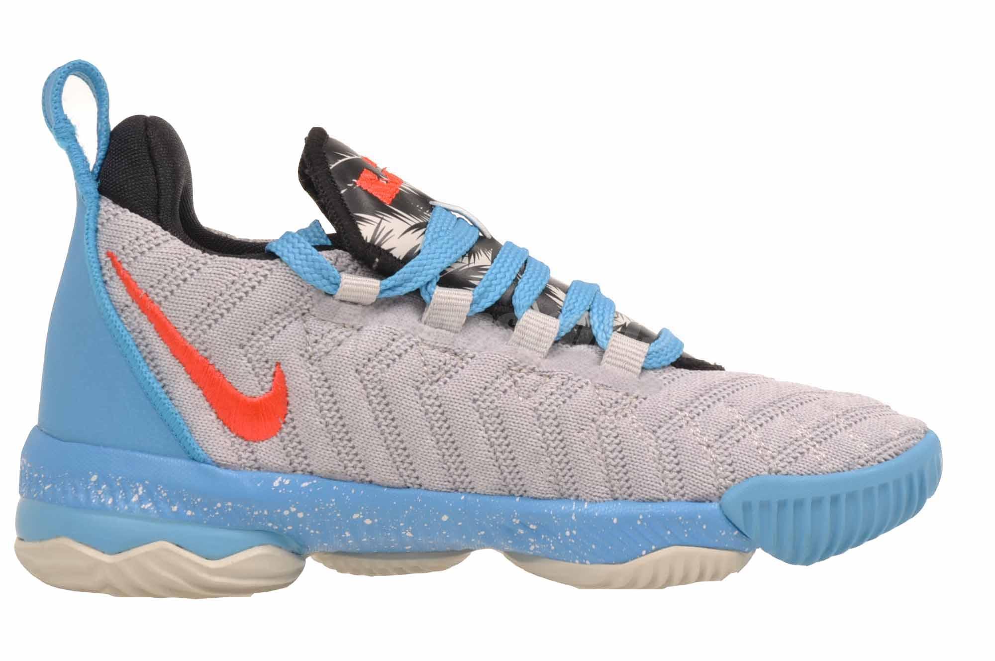 ps Nike Lebron XVI Little Kids Aq2467