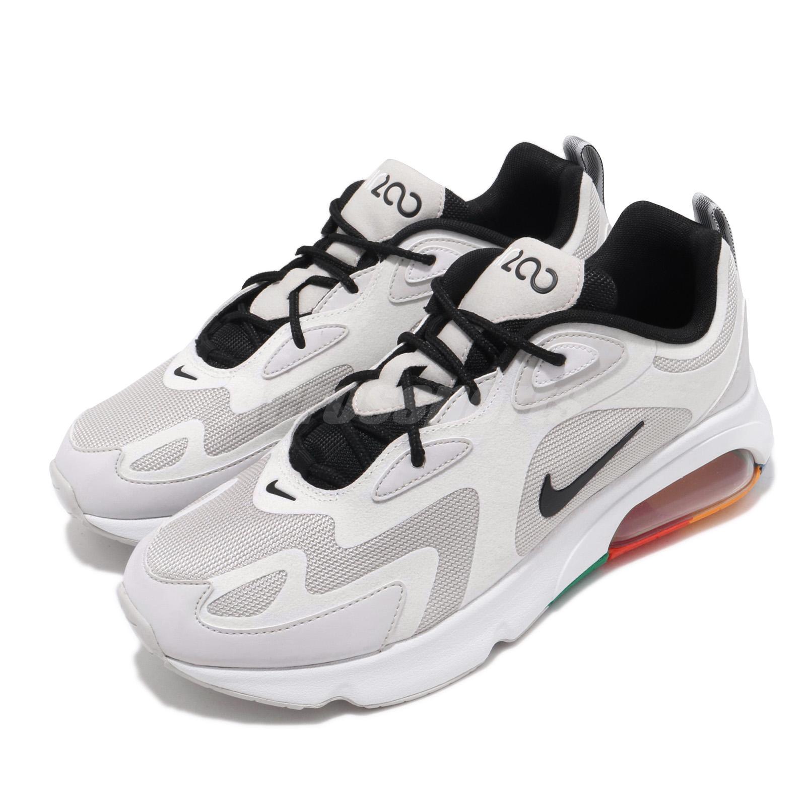Nike Air Max 270 Flyknit White Rainbow AH6789 700 Womens Running Shoes ah6789 700i