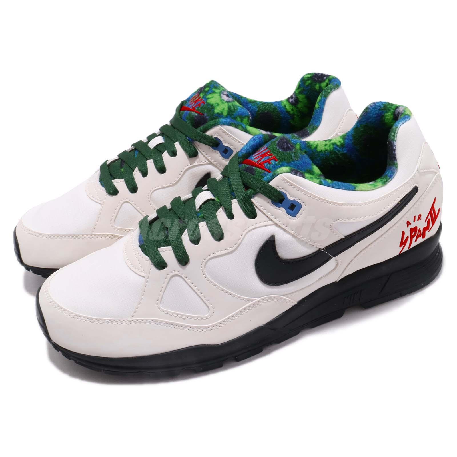 Details about Nike Air Span II SE 2 Phantom Black Mountain Blue Men Running  Shoes AQ3120-003