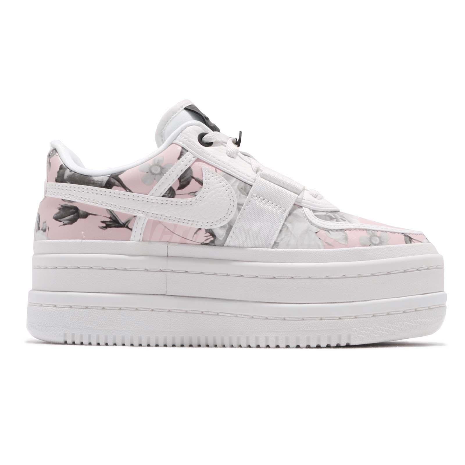2fdea5821e5 Nike Wmns Vandal 2K LX Floral White Women Platform Casual Shoes ...