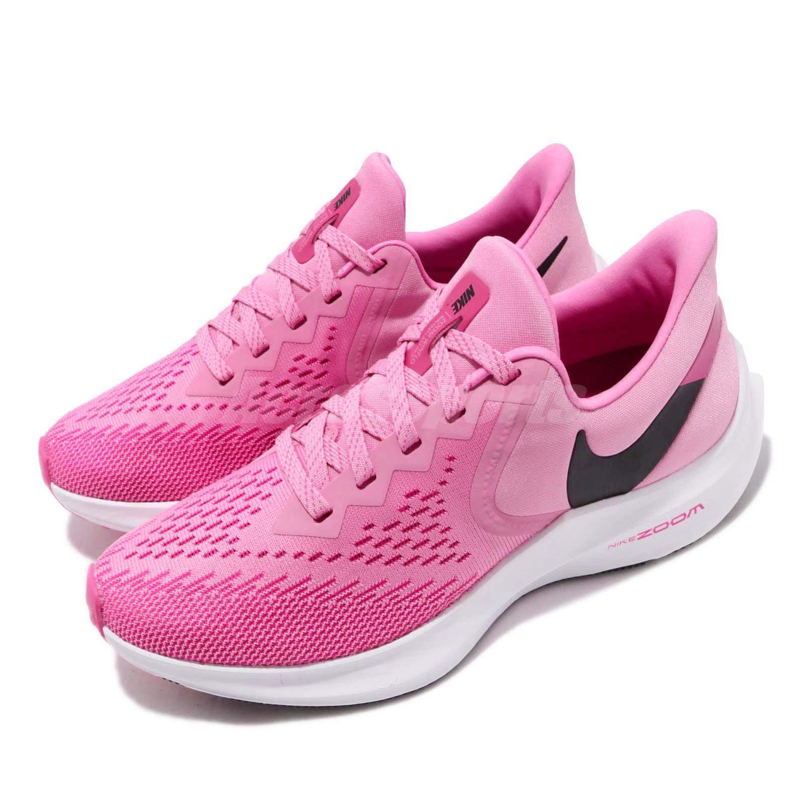 Nike Wmns Zoom Winflo 6 Psychic Pink