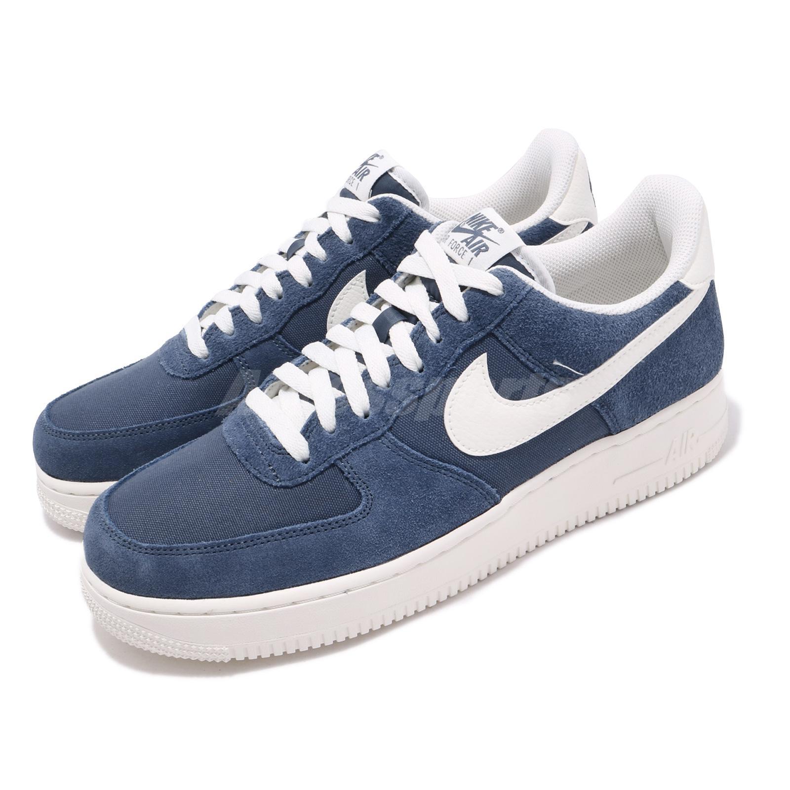 AIR FORCE 1 '07 Sneaker low monsoon bluesail