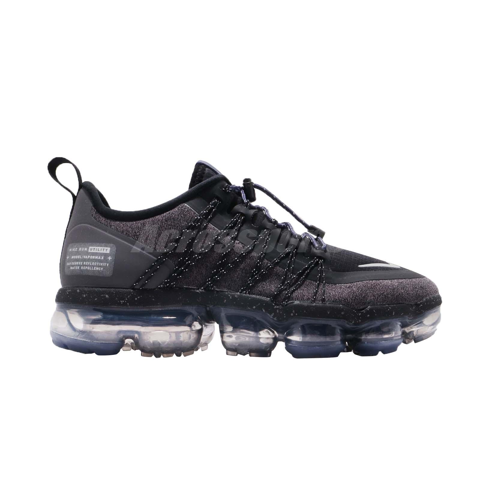 1a82899d9f Nike Wmns Air Vapormax Run Utility Black Reflect Silver Running ...