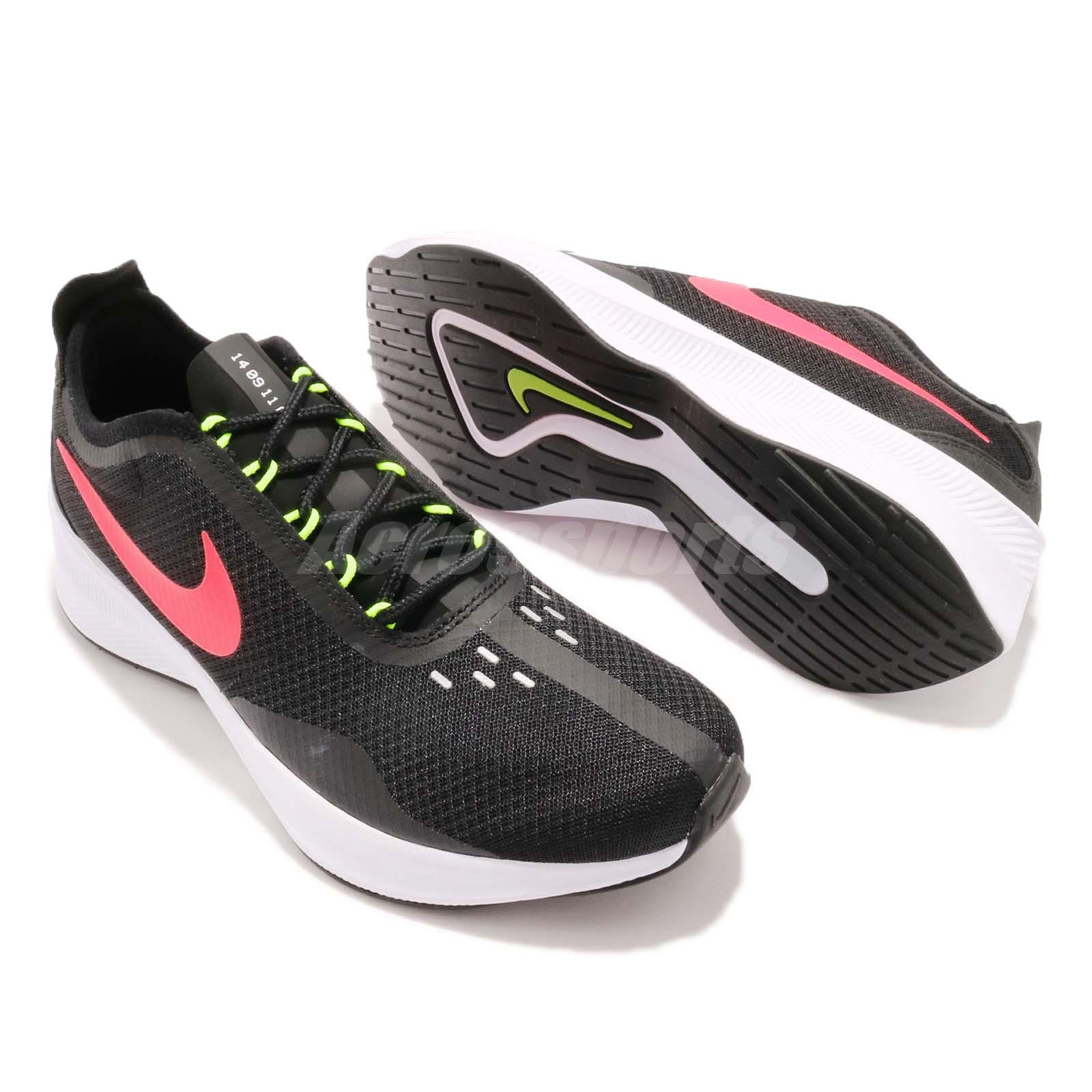 41d59f54a54c8 Nike W EXP-Z07 Black Solar Red White Women Running Shoes Sneakers ...