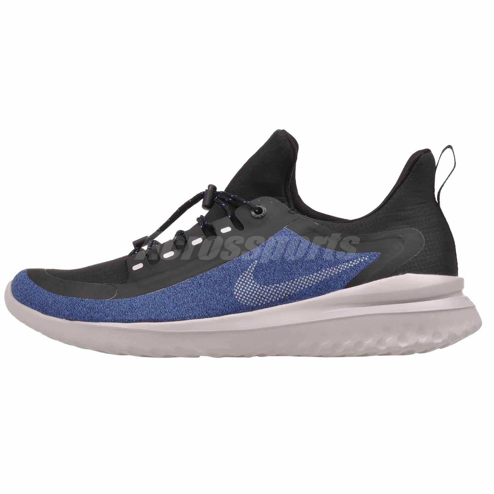 quality design 24ca5 7a811 Nike Renew Rival Shield Running Mens Shoes Black AR0022-002 | eBay