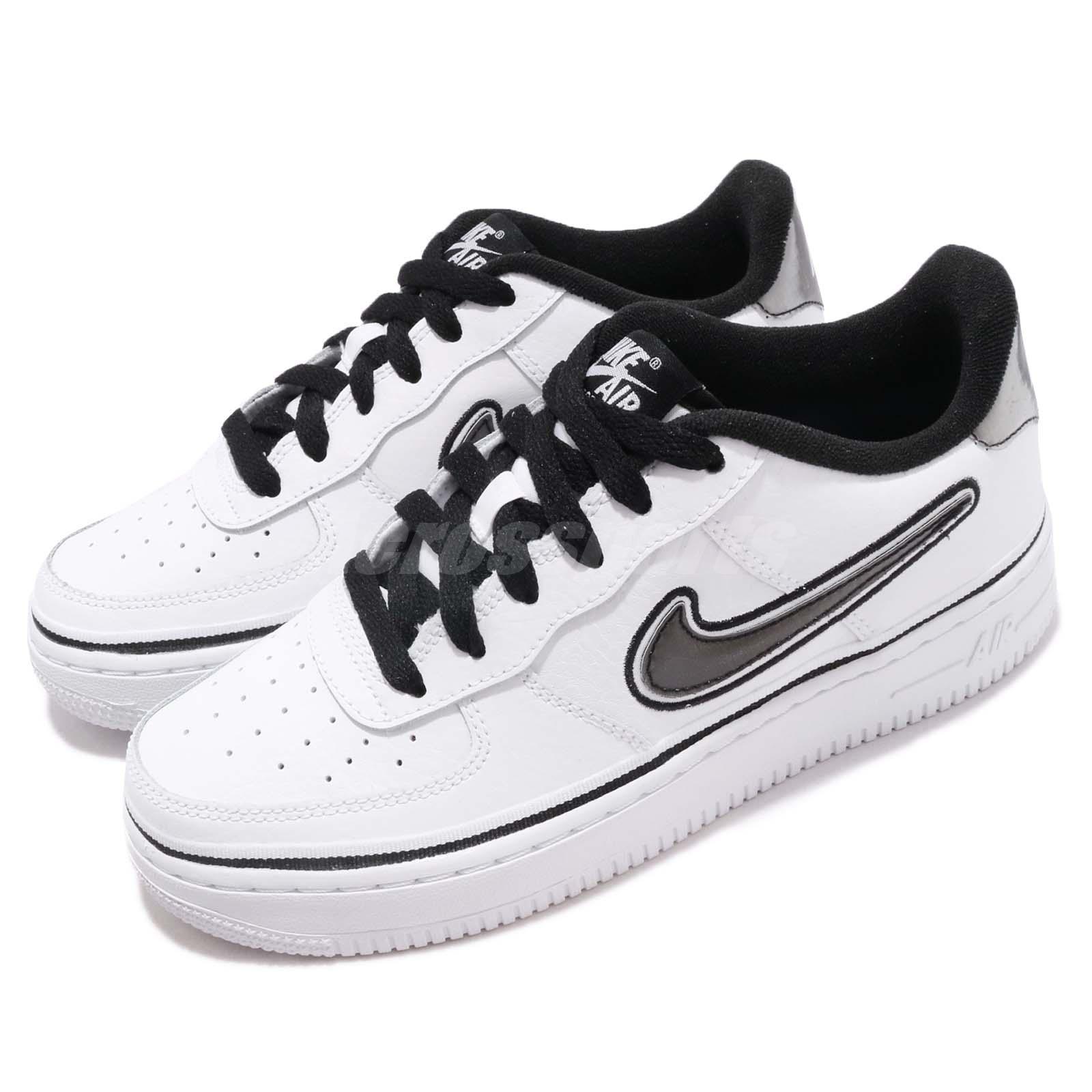 White Gs 1 About Black Lv8 Details Force Nike Kid Nba 100 Spurs Women Air Sport Af1 Ar0734 6fv7IYbgy