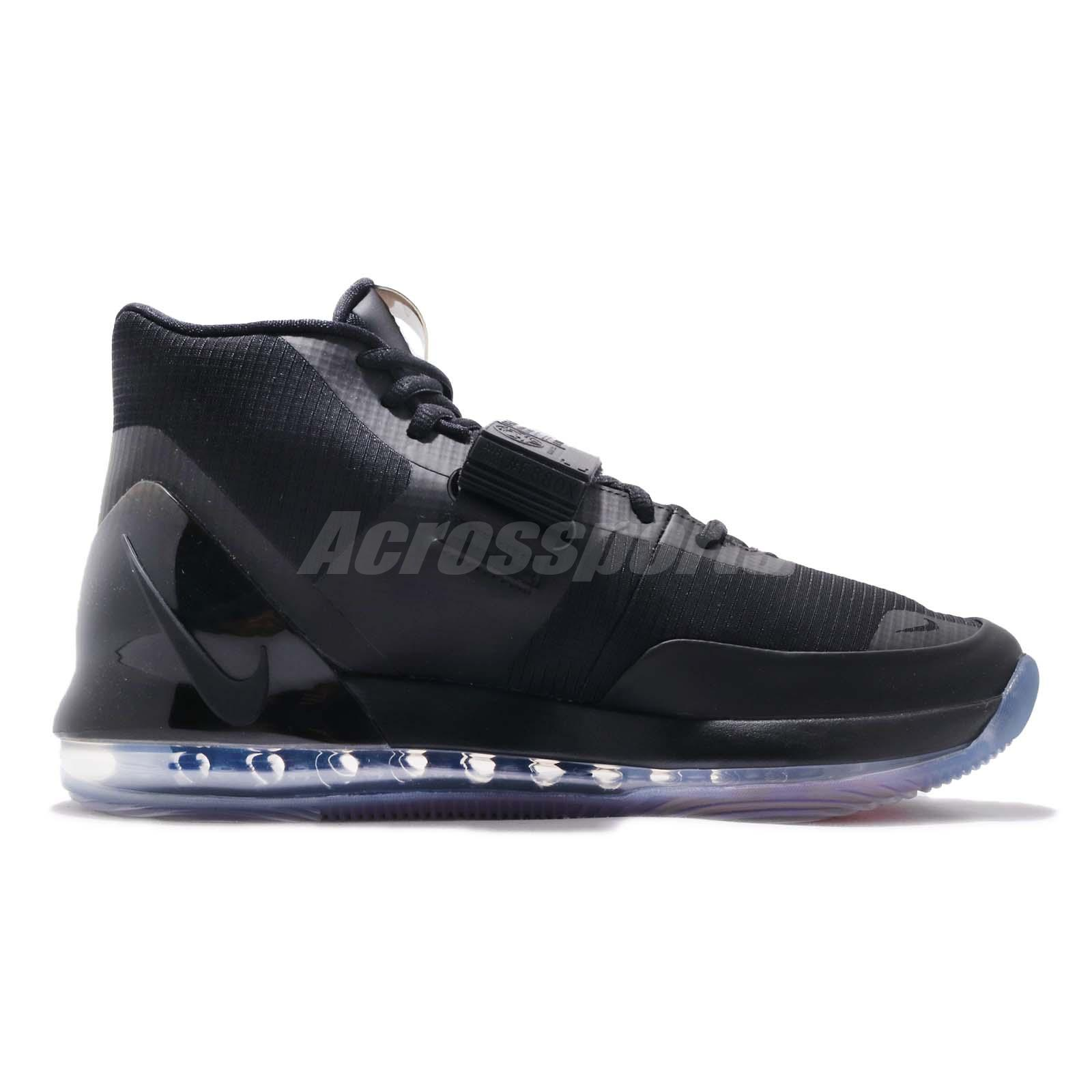 super populaire 35f27 53a9b Details about Nike Air Force Max EP Black Anthracite Men Basketball Shoes  Sneakers AR0975-003