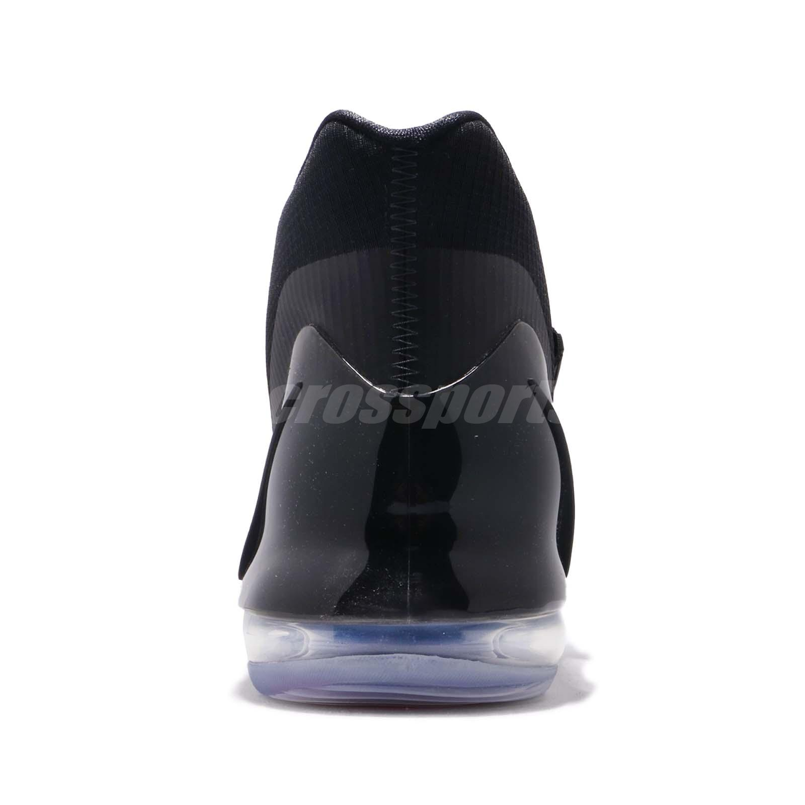 Men's Shoes Fashion Style Nike Air Force Max Ep Black Anthracite Men Basketball Shoes Sneakers Ar0975-003