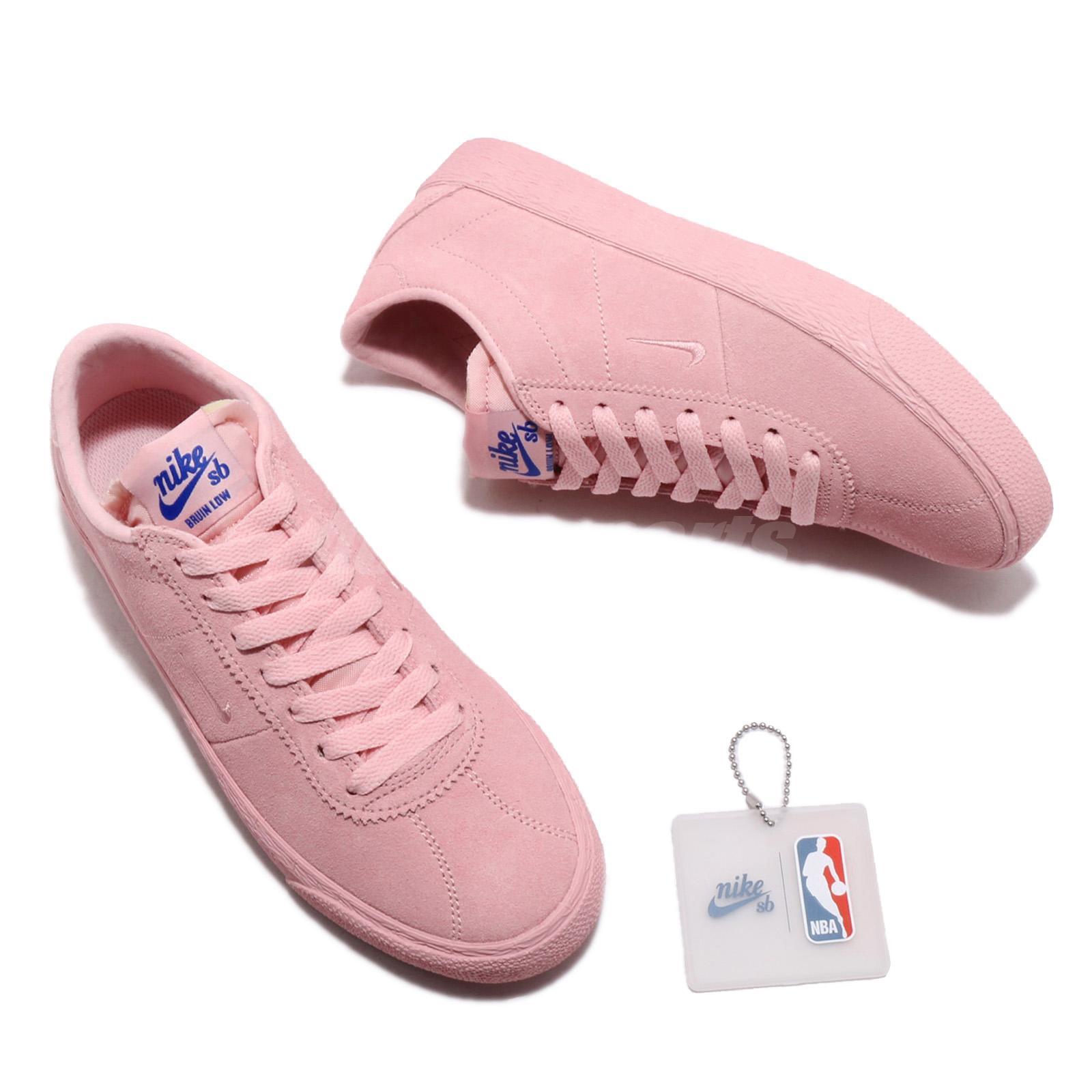 1d215ceefc190 Nike SB Zoom Bruin NBA Bubblegum Men Skate Boarding Shoes Sneakers ...