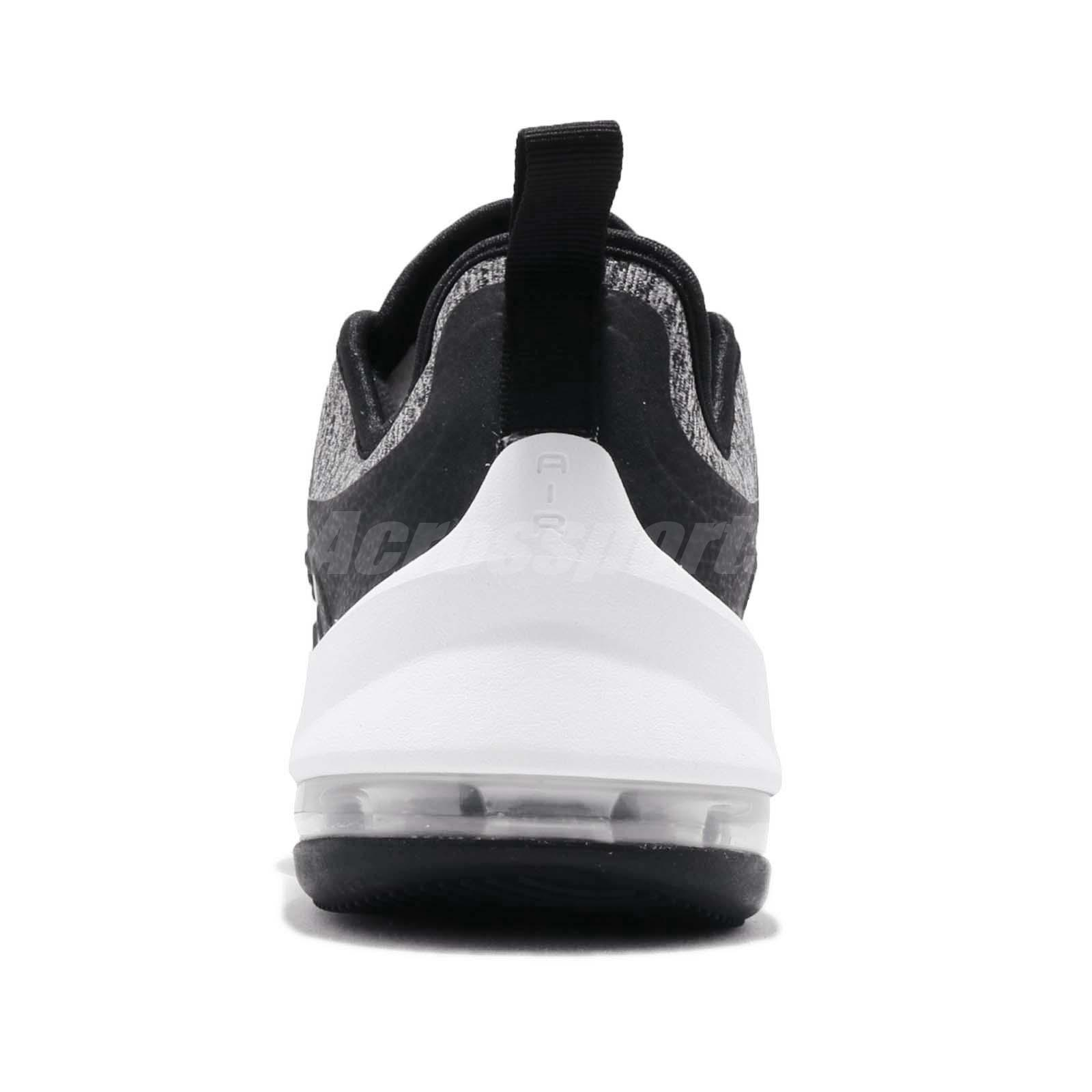7ee148e44e Nike Air Max Axis SE GS Black White Kid Youth Women Running Shoes ...