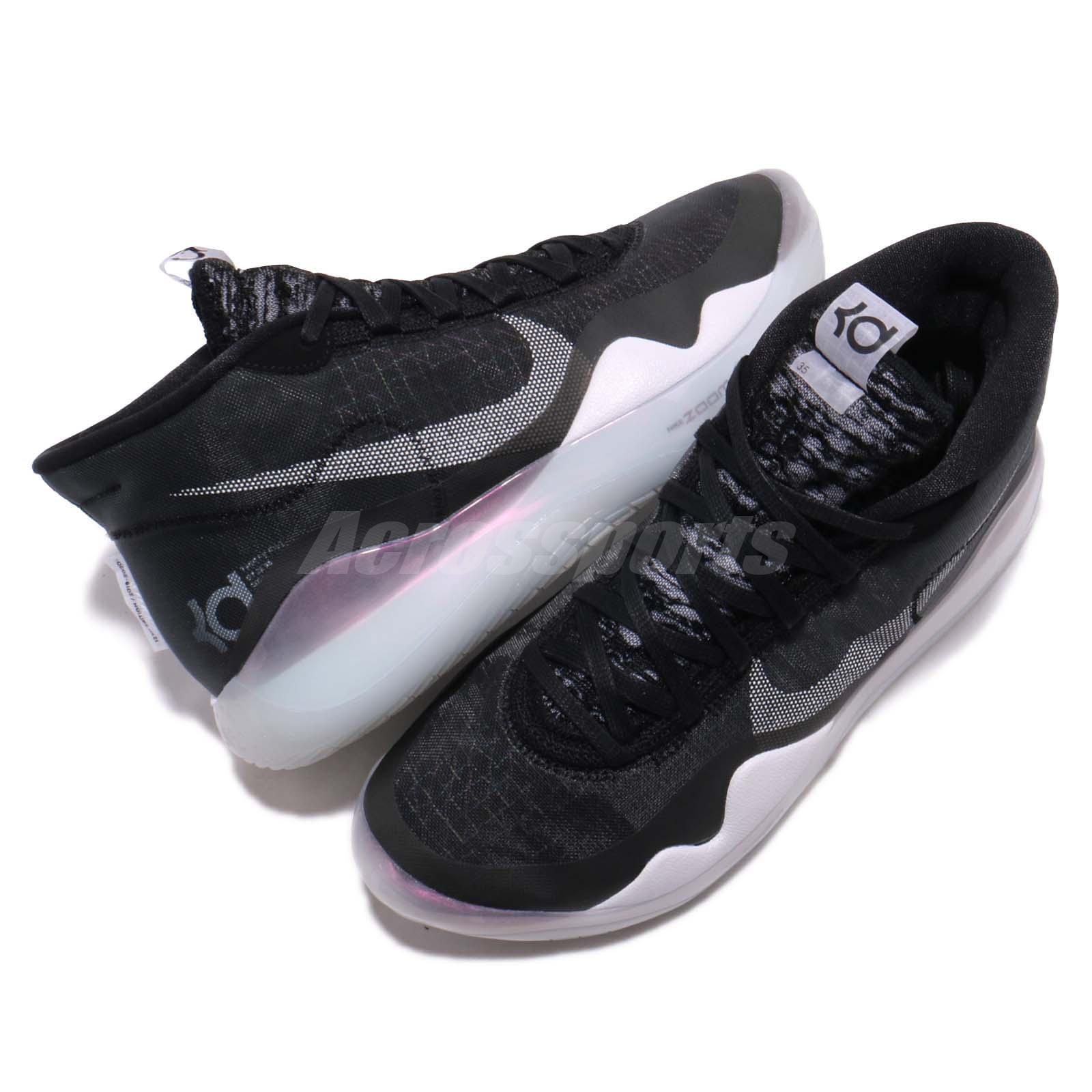 022c08a2b59a Nike Zoom KD 12 EP XII The Day One Kevin Durant Black White Men ...