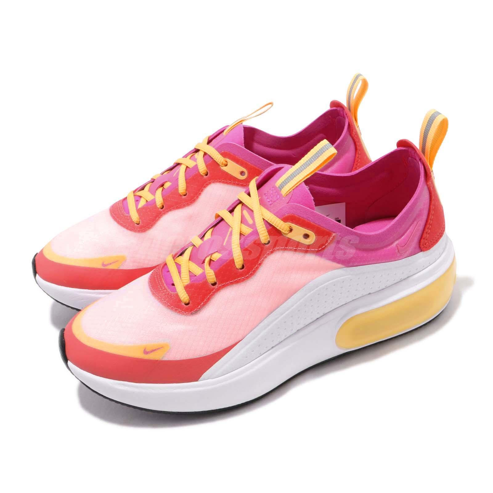 Details about Nike Wmns Air Max Dia SE White Laser Fuchsia Ember Glow Women Shoes AR7410 102